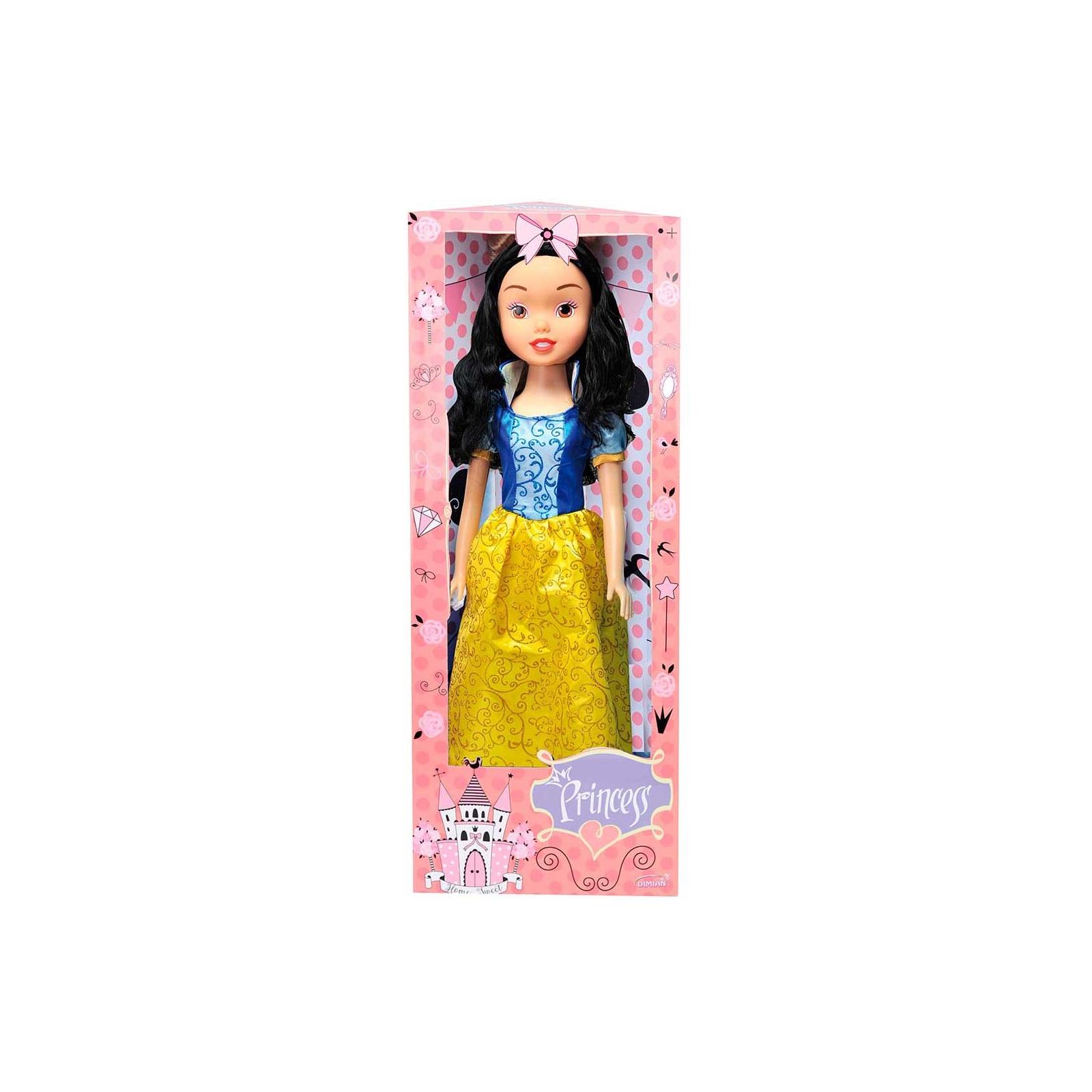 Кукла Bambolina Принцесса Мэри 80 см (BD2001E) изображение 2