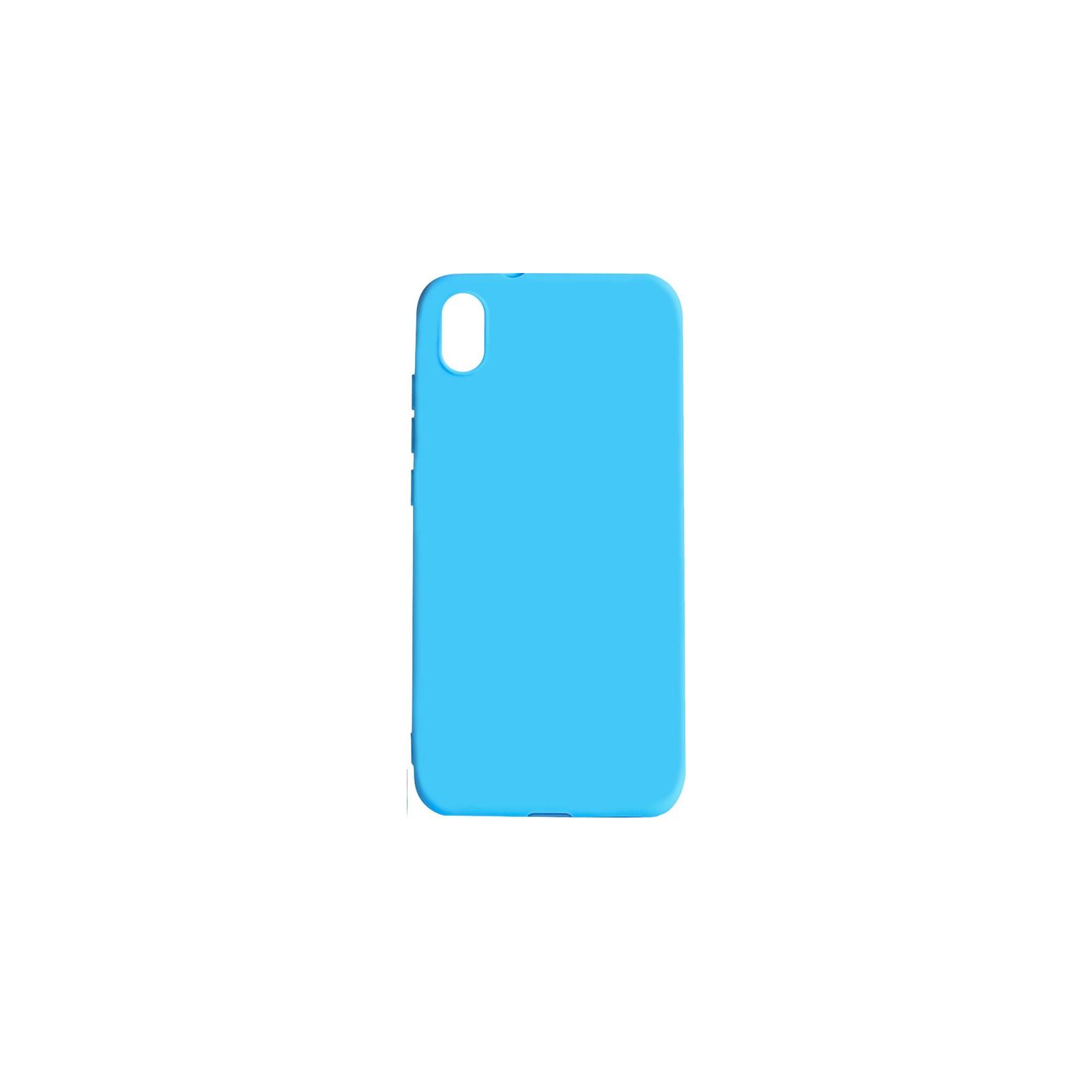 Чехол для моб. телефона Toto 1mm Matt TPU Case Xiaomi Redmi 7A Ocean Blue (F_98486)