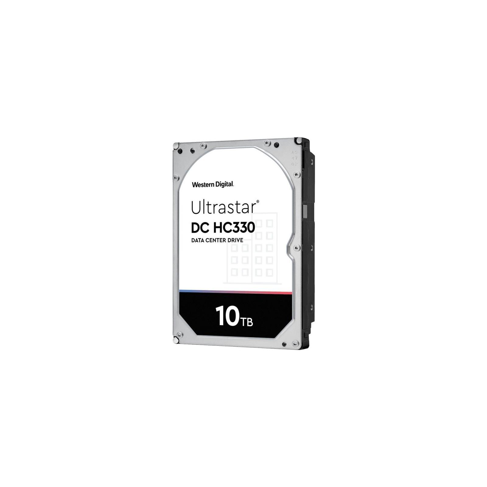 """Жесткий диск для сервера 3.5"""" 10TB WD (0B42258 / WUS721010AL5204) изображение 2"""