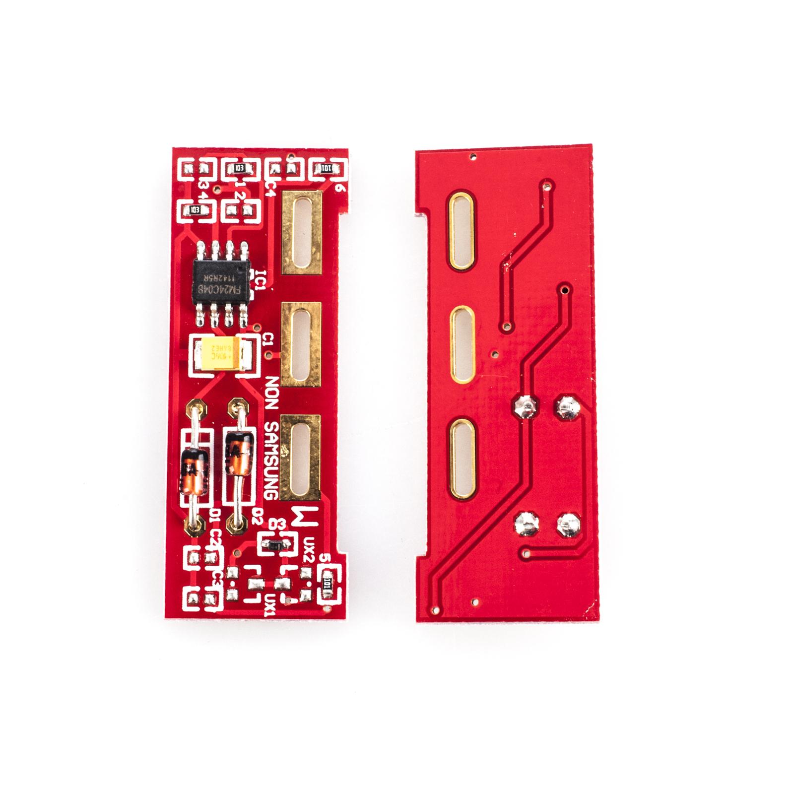 Чип для картриджа SAMSUNG CLP-510 MAGENTA Apex (ALS-M510-5K)
