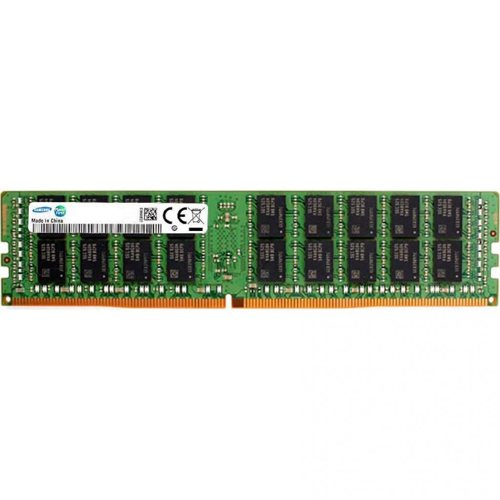 Модуль памяти для сервера DDR4 64GB ECC RDIMM 2933MHz 2Rx4 1.2V CL21 Samsung (M393A8G40MB2-CVF)