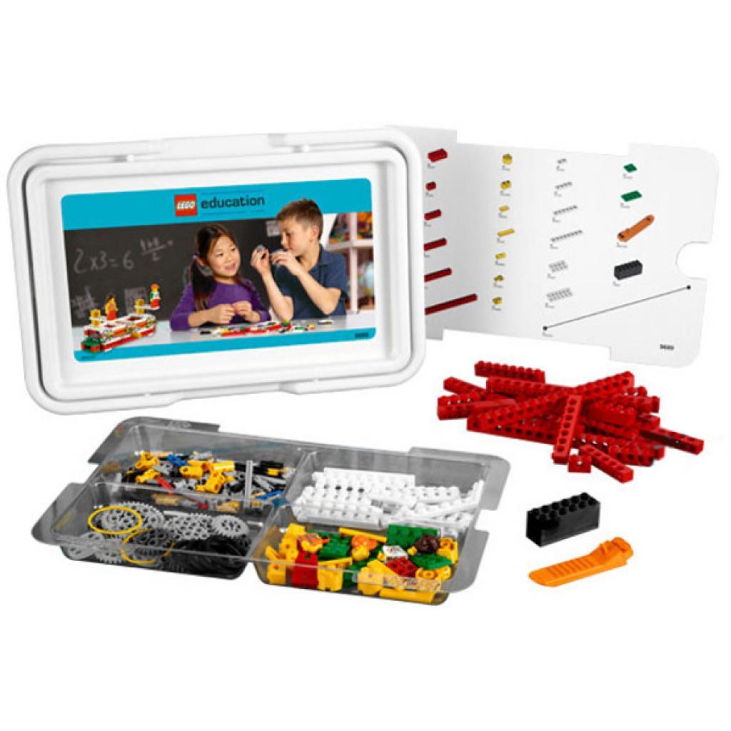 Конструктор LEGO Education Простые механизмы (9689)