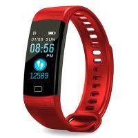 Фитнес браслет Havit HV-H1108A, Bluetooth, red