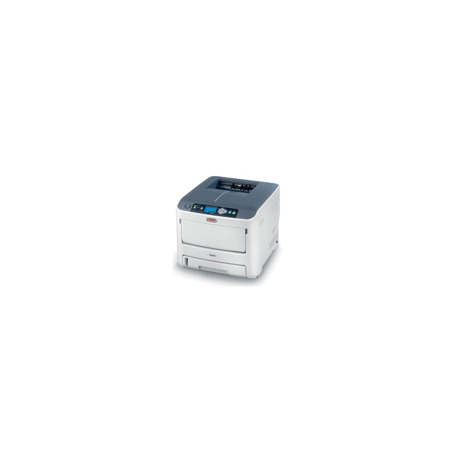 Лазерный принтер C610N OKI (44205303)