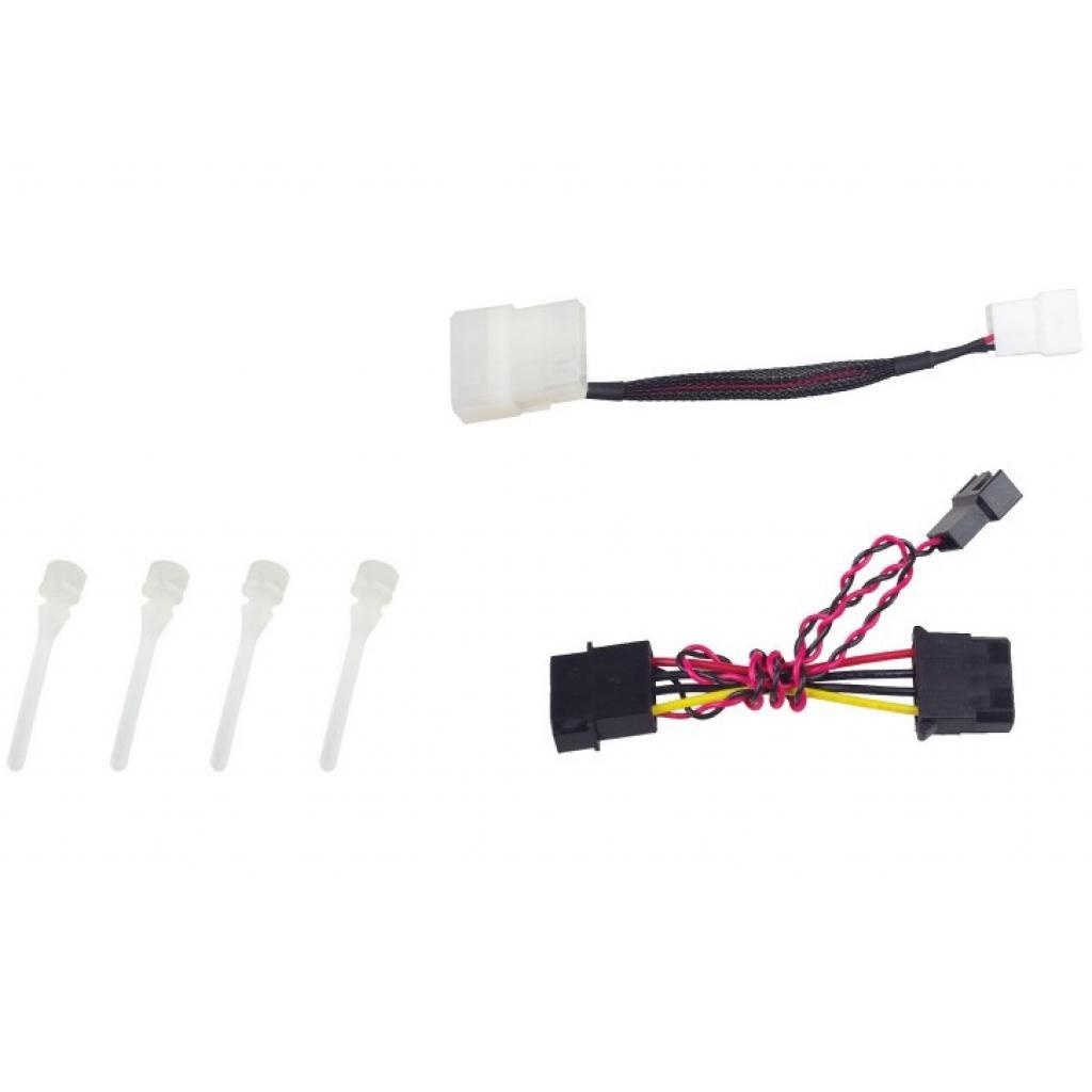 Кулер для корпуса Ultra Silent Deepcool (UF 120) изображение 3