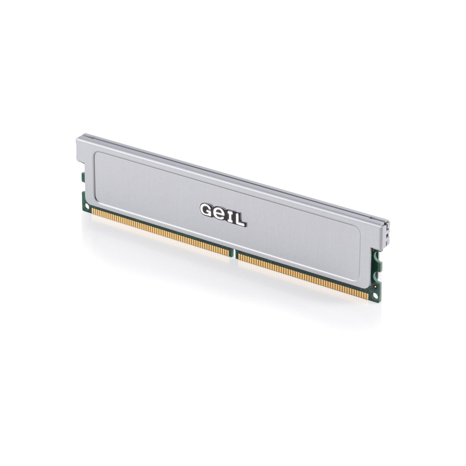 Модуль памяти для компьютера DDR2 4GB (2х2GB) 800 MHz GEIL (GX24GB6400DC) изображение 2