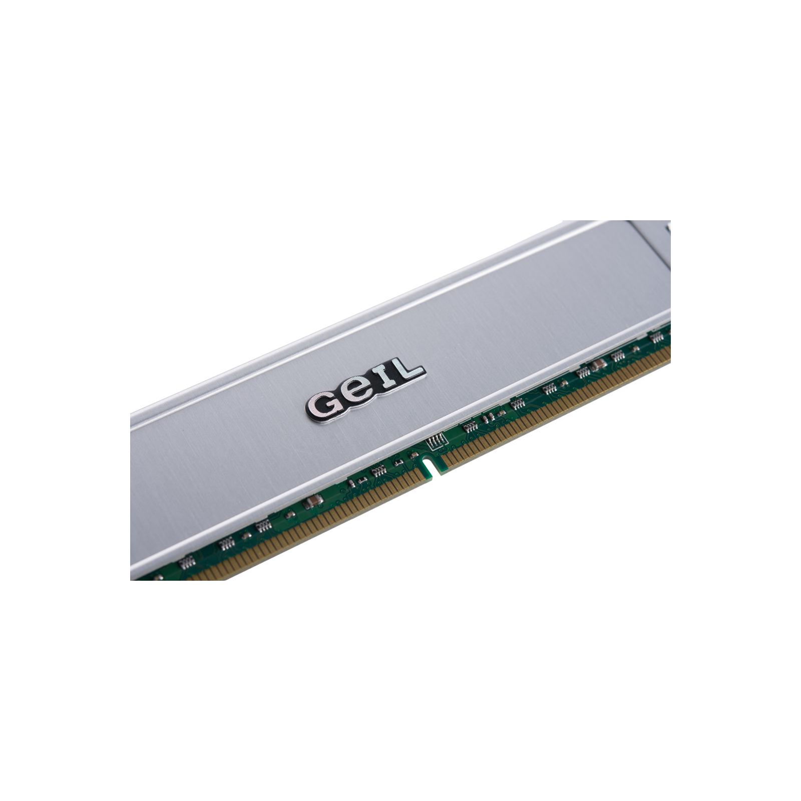 Модуль памяти для компьютера DDR2 4GB (2х2GB) 800 MHz GEIL (GX24GB6400DC) изображение 3