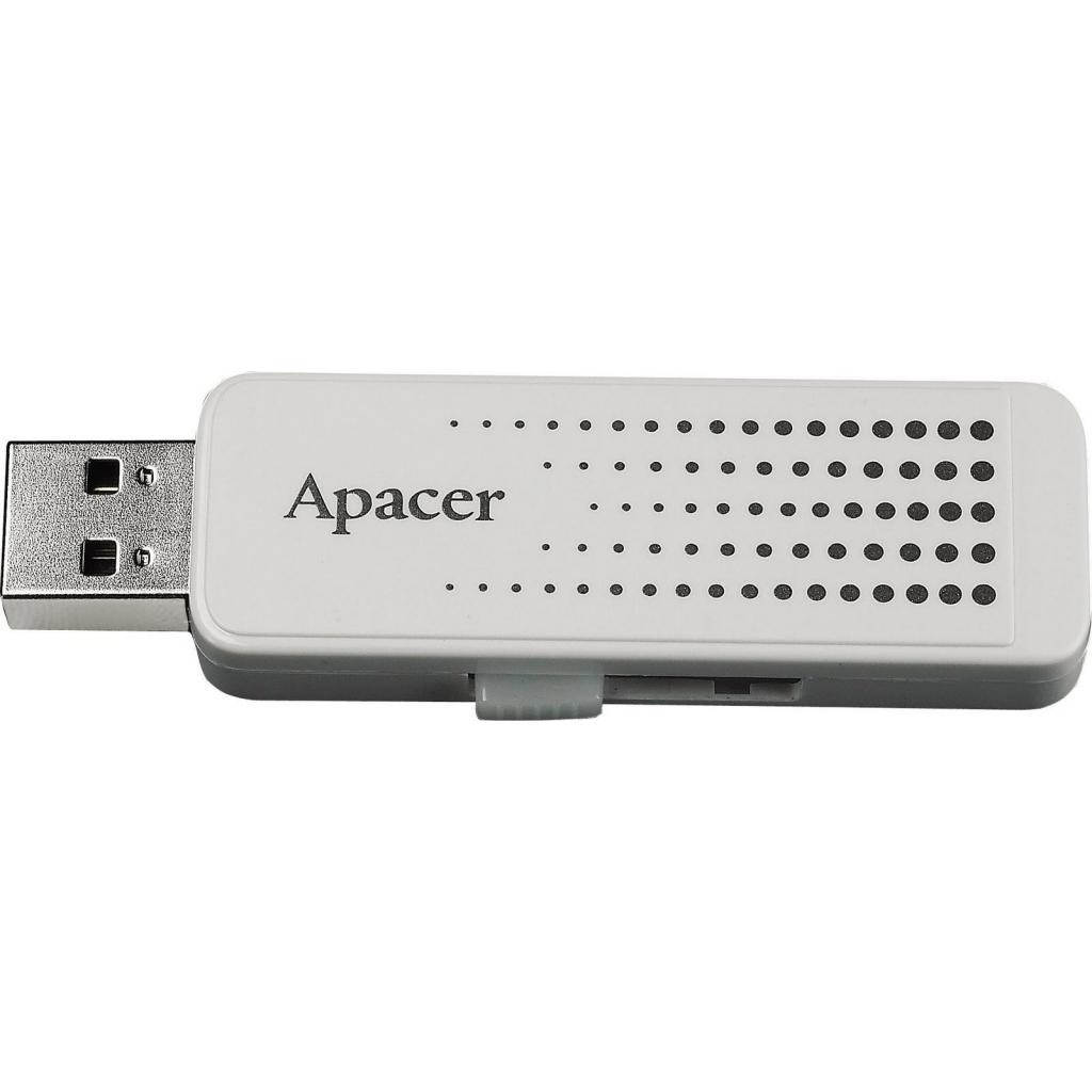 USB флеш накопитель Handy Steno AH323 white Apacer (AP8GAH323W-1) изображение 5