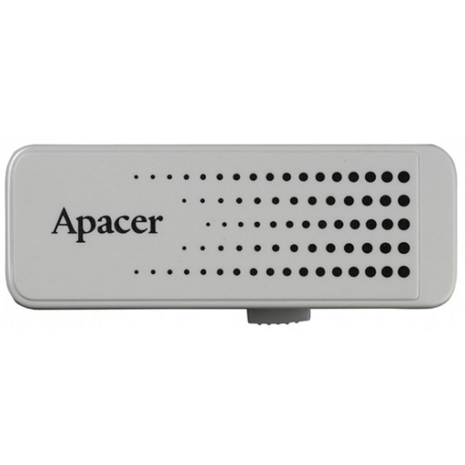 USB флеш накопитель Handy Steno AH323 white Apacer (AP8GAH323W-1)