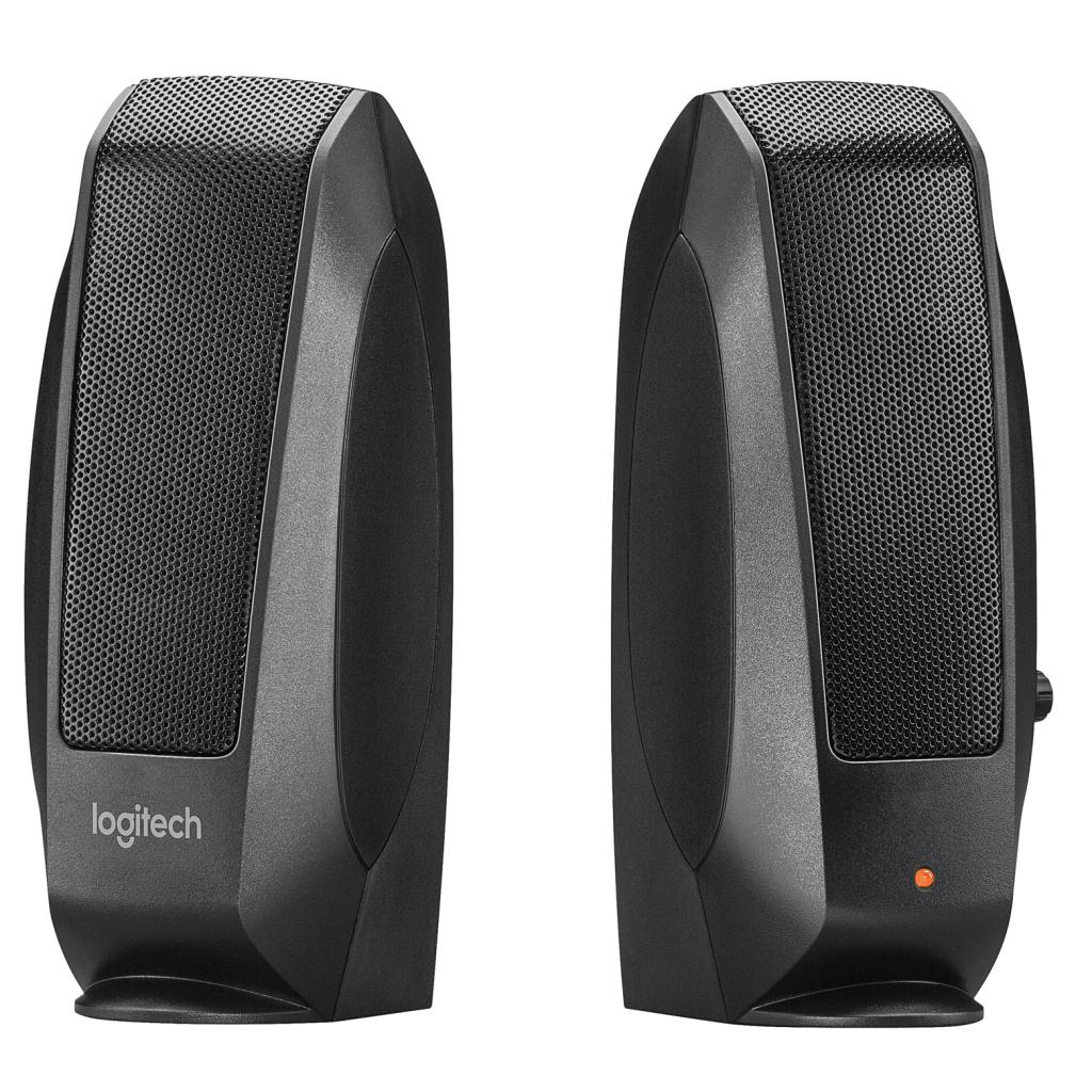 Акустична система Logitech S-120 Black (980-000010) зображення 3