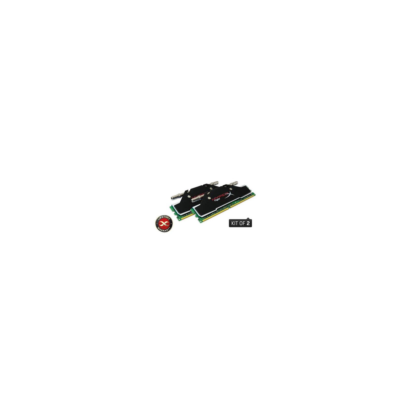Модуль памяти для компьютера DDR3 8GB (2x4GB) 2133 MHz Kingston (KHX2133C11D3W1K2/8GX)