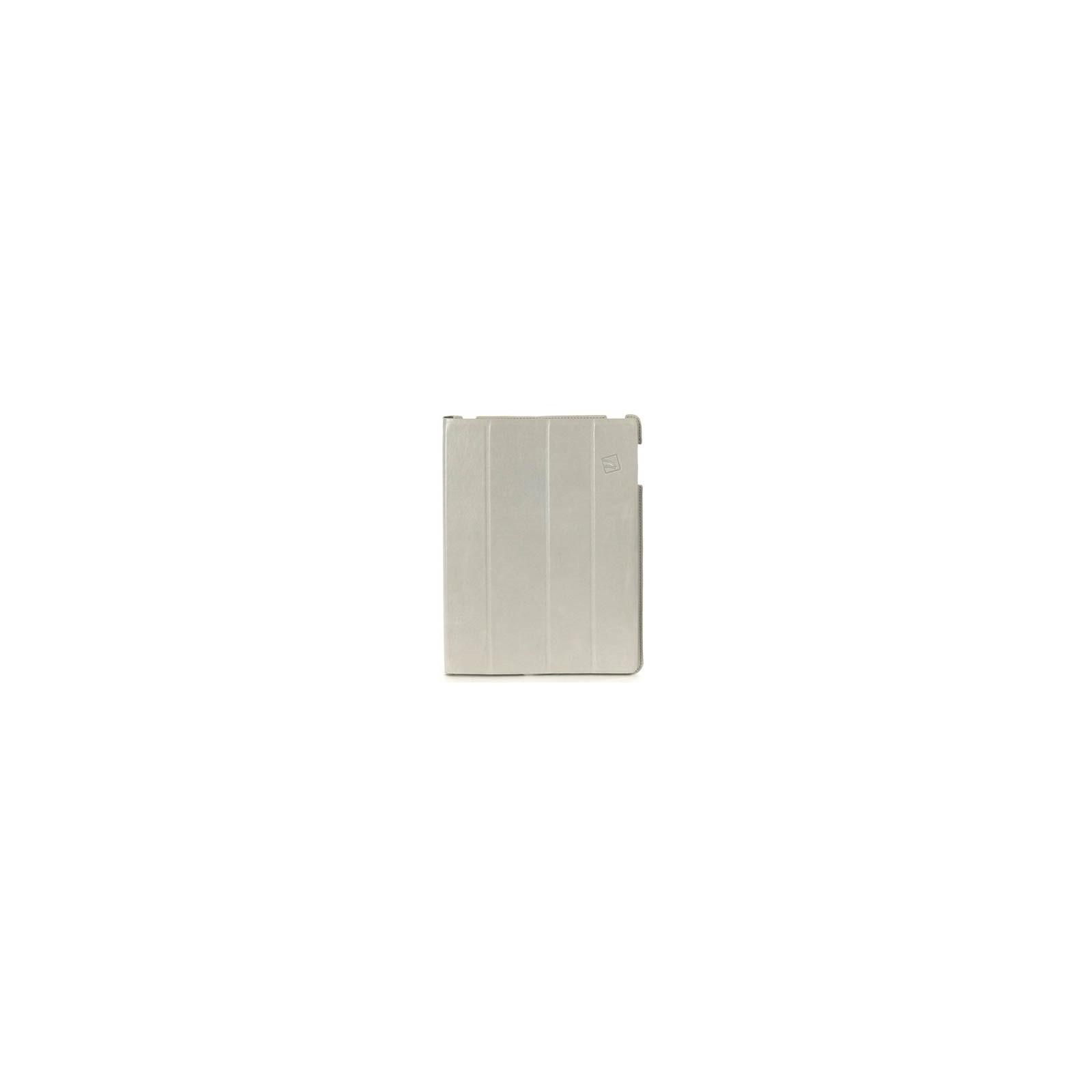 Чехол для планшета Tucano iPad2/3/4 Flexo Leather (Grey) (IPDFLE-G)