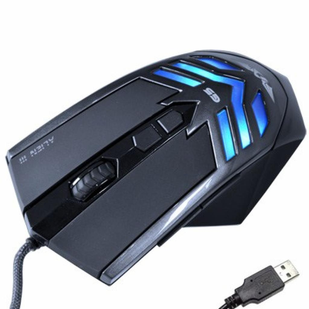 Мышка Armaggeddon Alien III G5 (A-G5G)