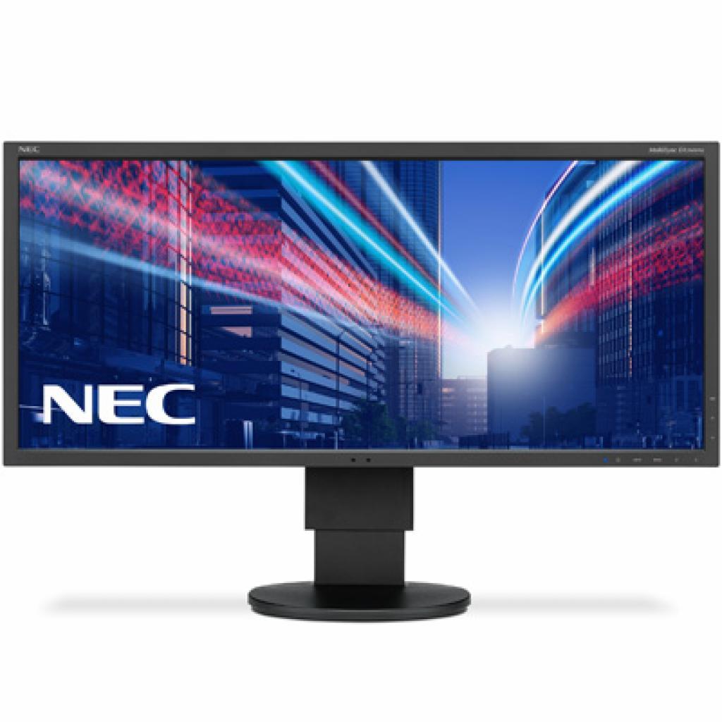 Монитор NEC EA294WMi black