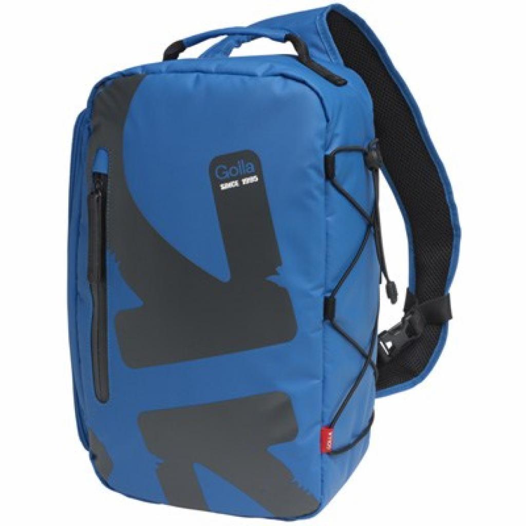 Рюкзак для фототехники Golla Sling CAM BAG L Carter blue (G1370)
