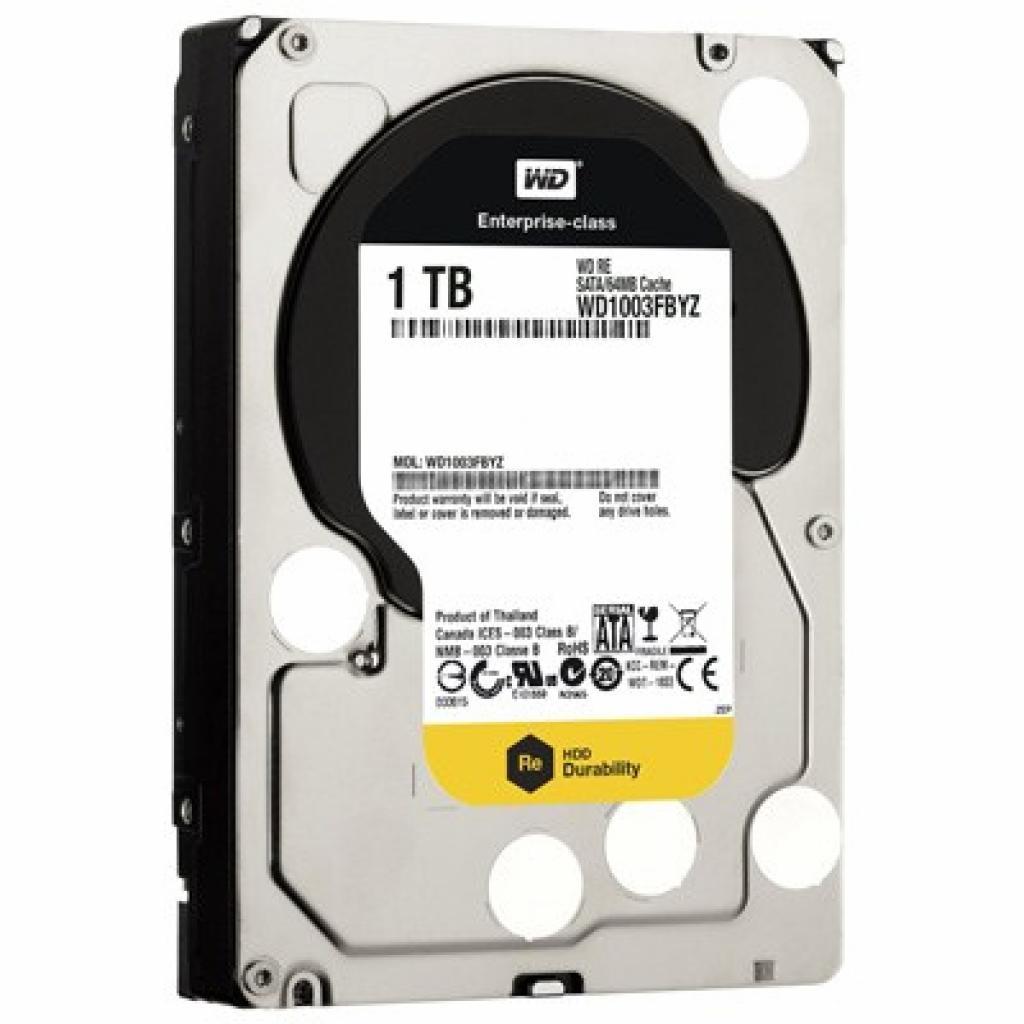 """Жесткий диск 3.5"""" 1TB Western Digital (WD1003FBYZ)"""