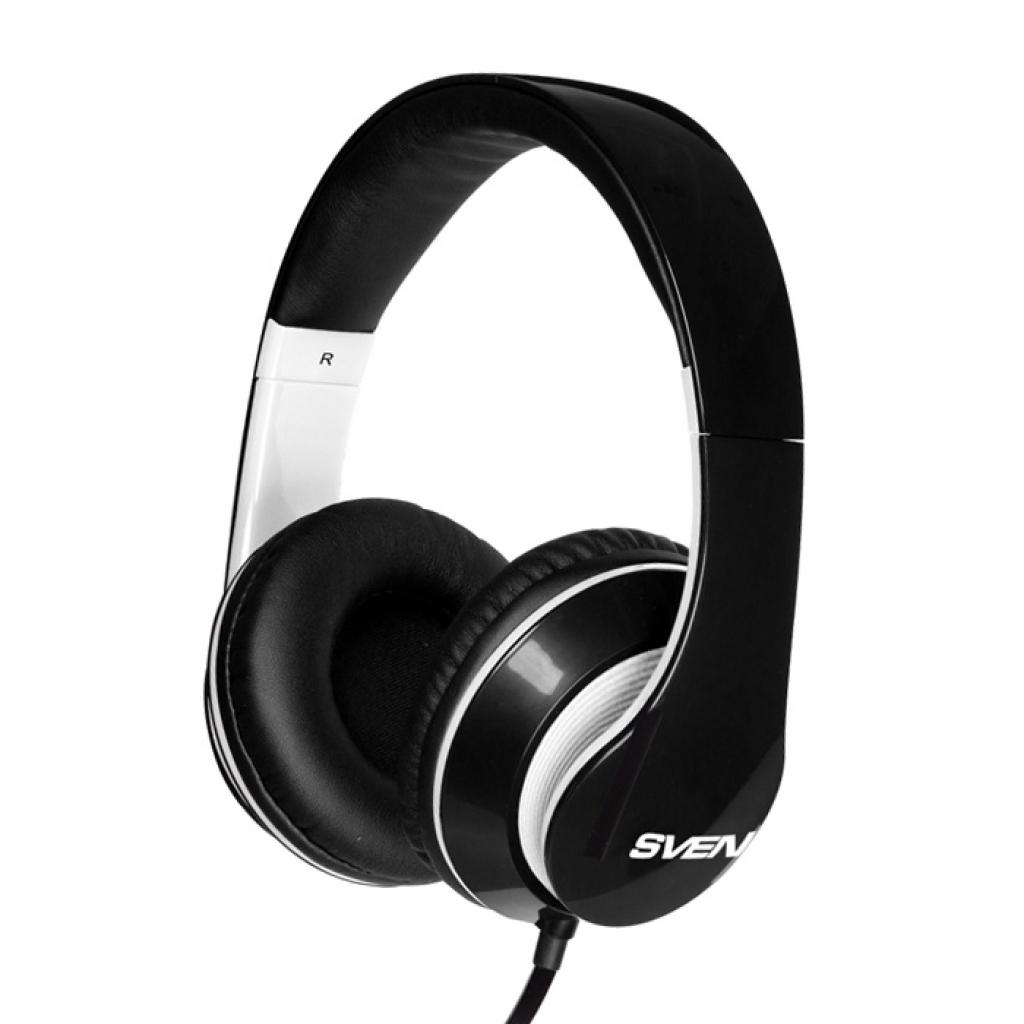 Наушники SVEN AP-940MV black-white