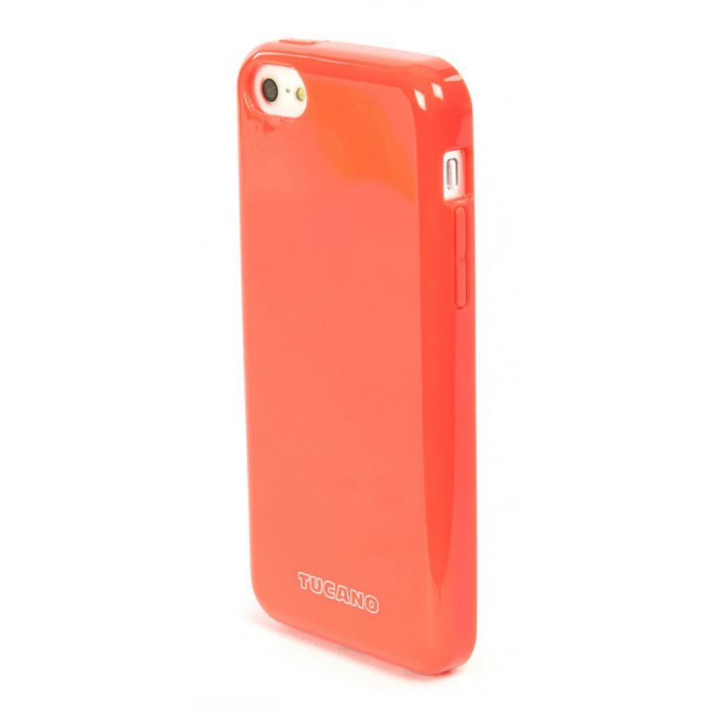 Чехол для моб. телефона Tucano iPhone 5С /Velo/Coral red (IPHCV-R) изображение 3