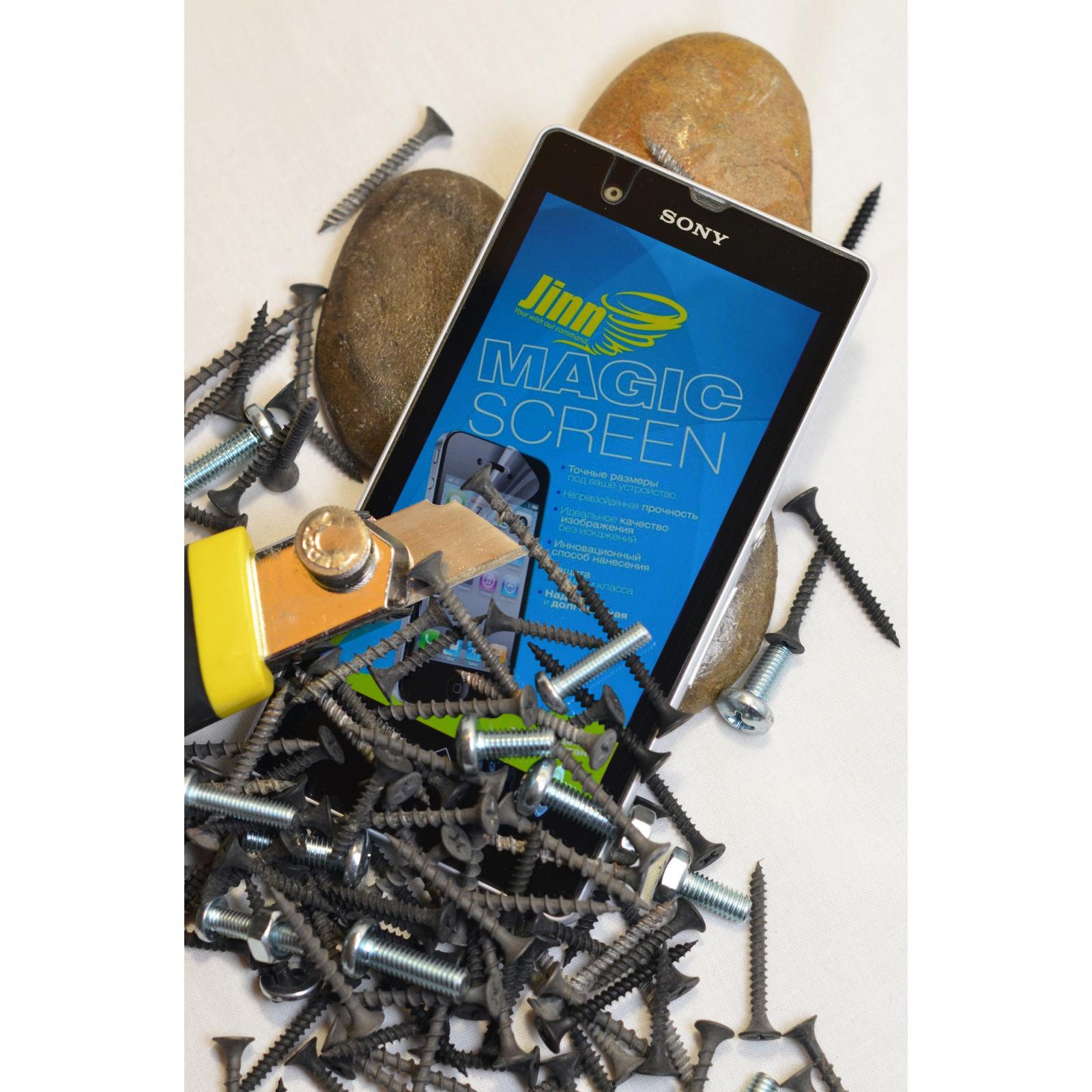 Пленка защитная JINN надміцна Magic Screen для HTC One Mini 601s / 601n / 601e (д (HTC One Mini front+back) изображение 2