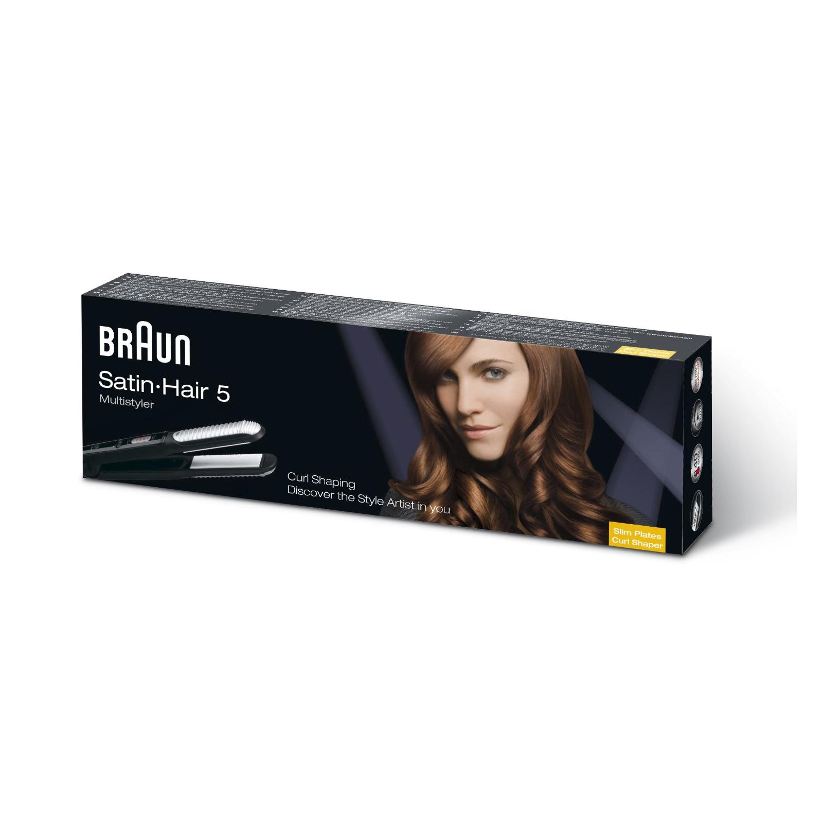 Выпрямитель для волос BRAUN ESW изображение 3