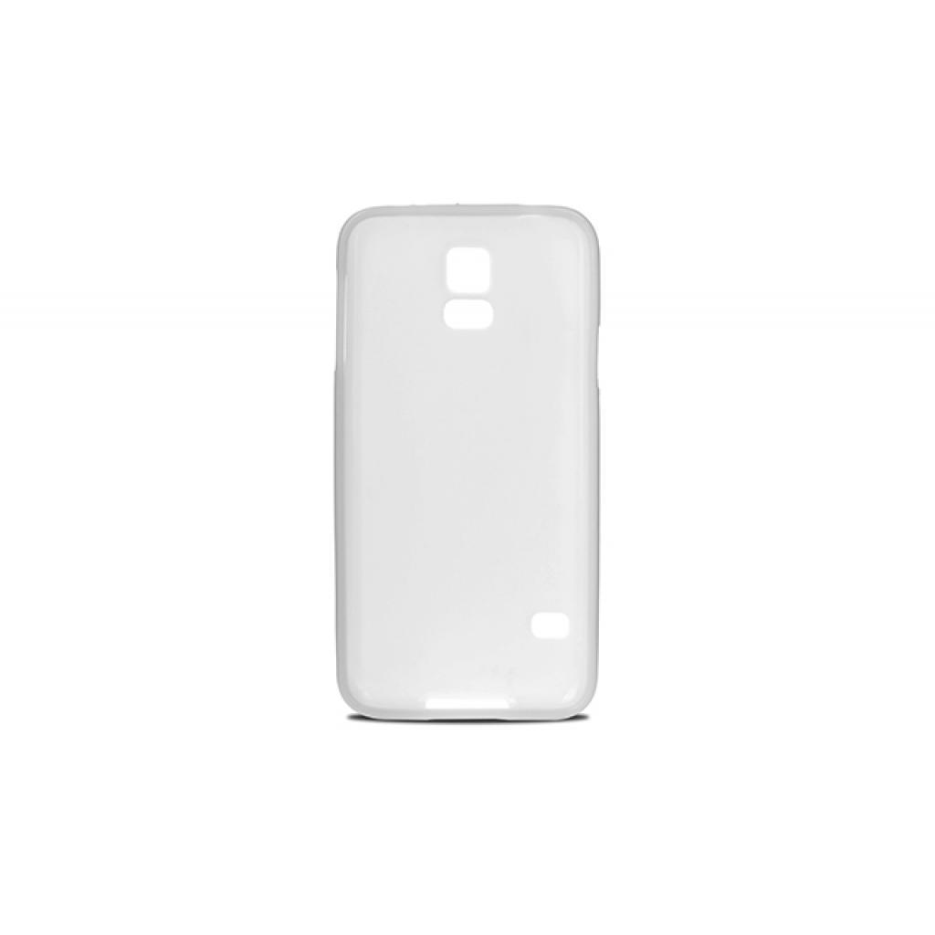 Чехол для моб. телефона для Samsung Galaxy S5 G900 (White) Elastic PU Drobak (216076) изображение 2