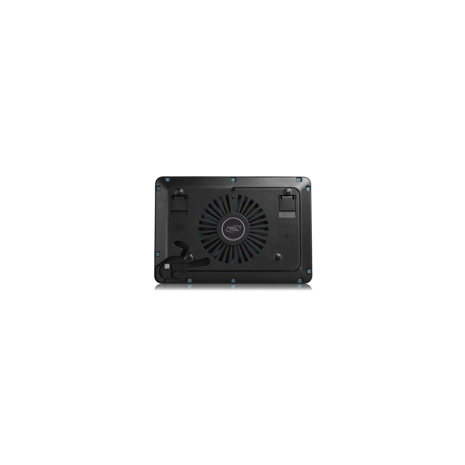 Подставка для ноутбука Deepcool N2 Black изображение 3