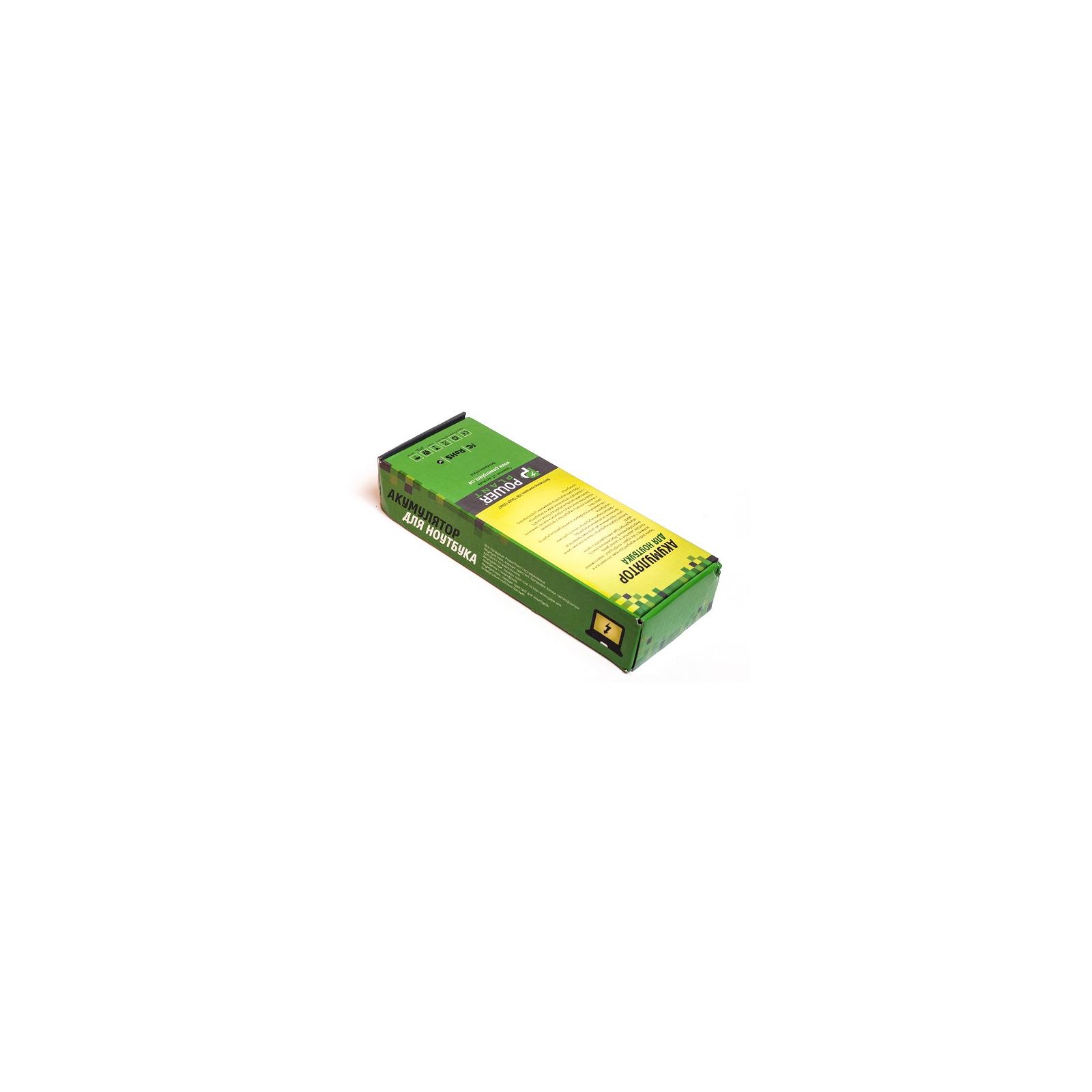 Аккумулятор для ноутбука CASPER TW8 Series (SQU-804, UN8040LH) 11.1V 5200mAh PowerPlant (NB00000144) изображение 2