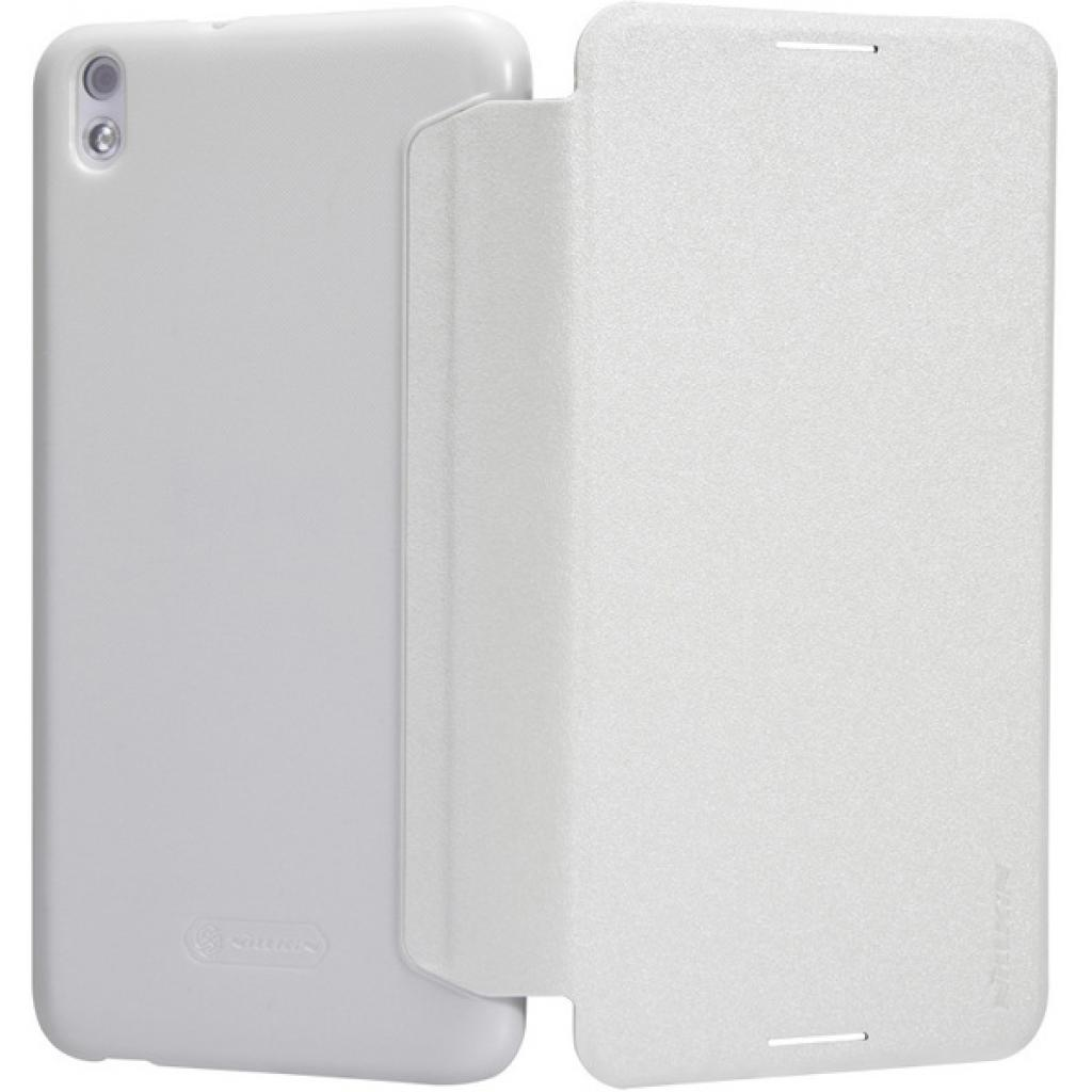 Чехол для моб. телефона NILLKIN для HTC Desire 816 /Spark/ Leather/White (6154767) изображение 2