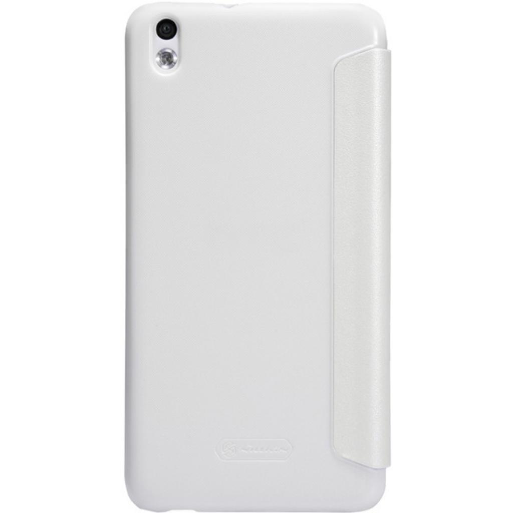 Чехол для моб. телефона NILLKIN для HTC Desire 816 /Spark/ Leather/White (6154767) изображение 3