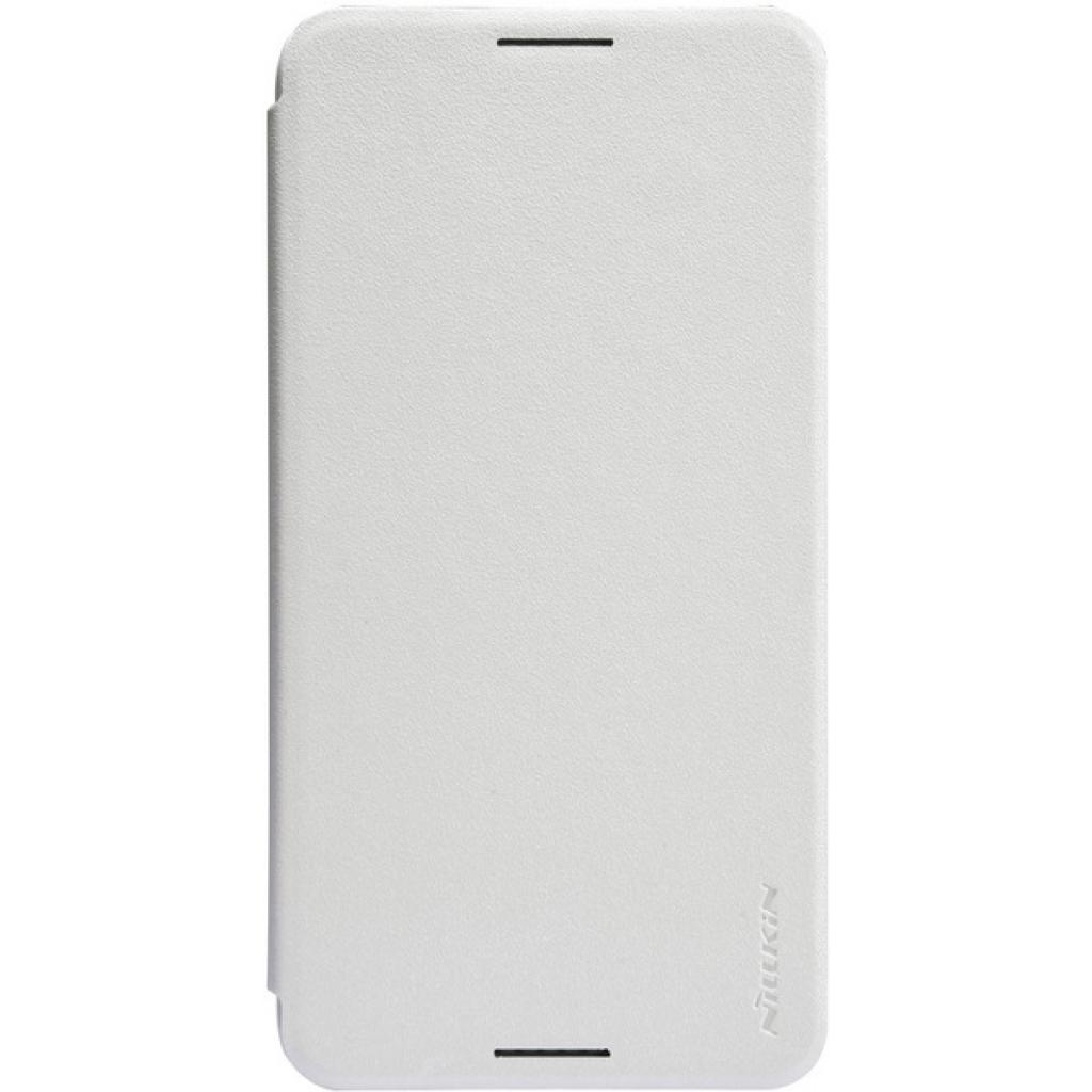 Чехол для моб. телефона NILLKIN для HTC Desire 816 /Spark/ Leather/White (6154767)