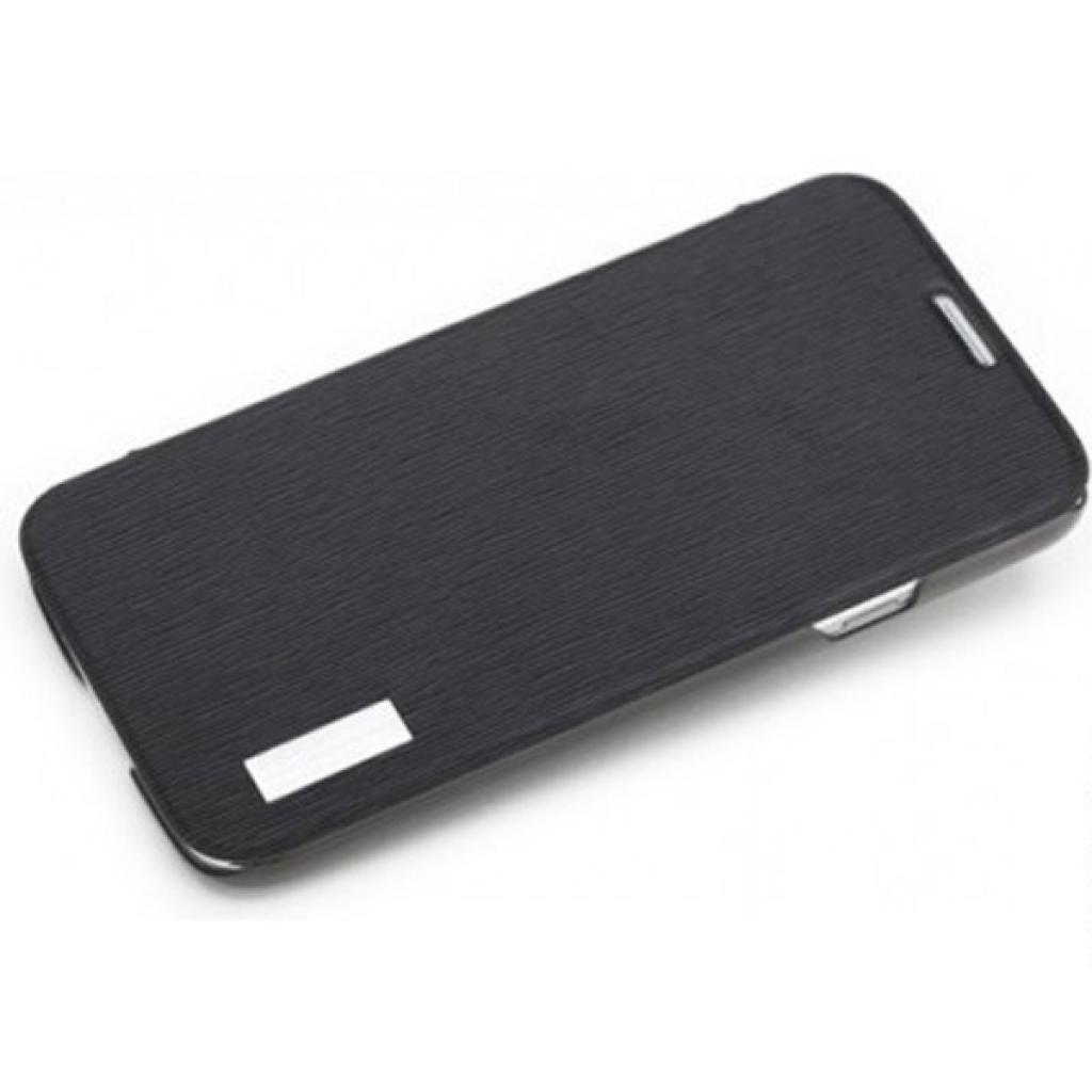 Чехол для моб. телефона Rock Samsung Galaxy Mega 6.3 new elegant series black (I9200-30064) изображение 2