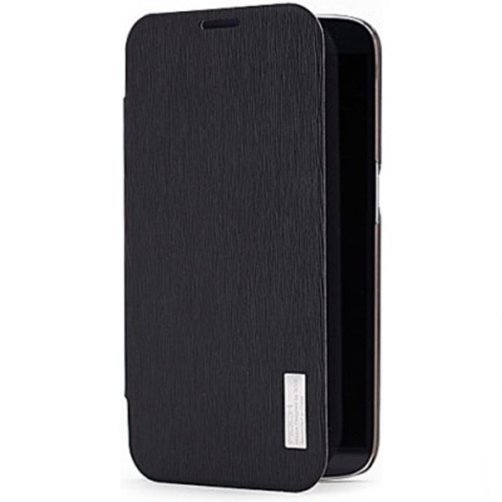 Чехол для моб. телефона Rock Samsung Galaxy Mega 6.3 new elegant series black (I9200-30064)