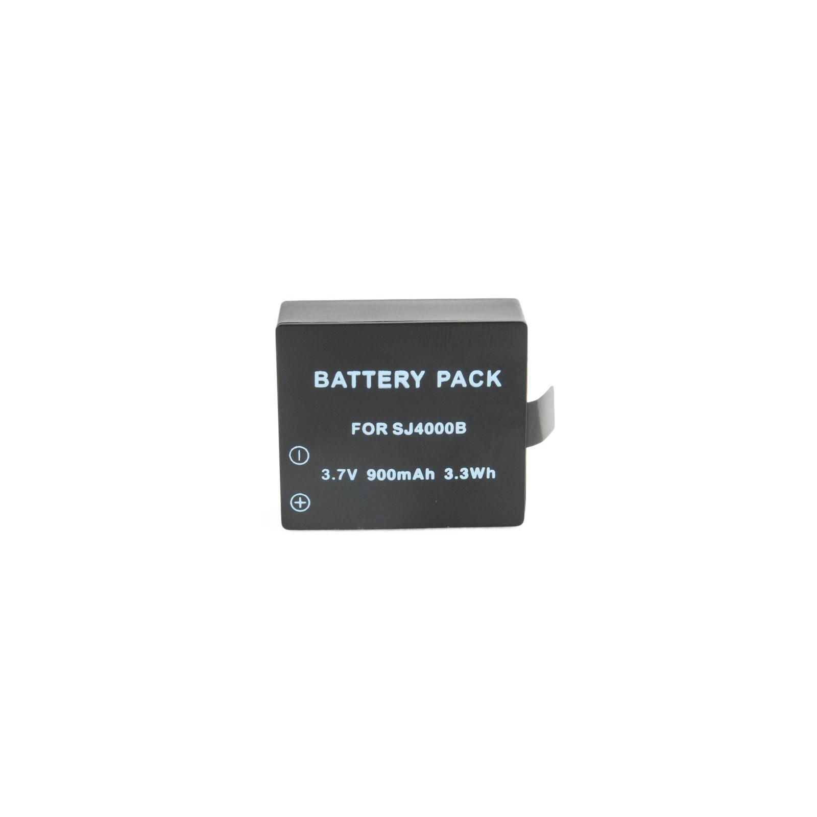 Аккумулятор к фото/видео EXTRADIGITAL SJCAM SJ4000B (BDS2689) изображение 2