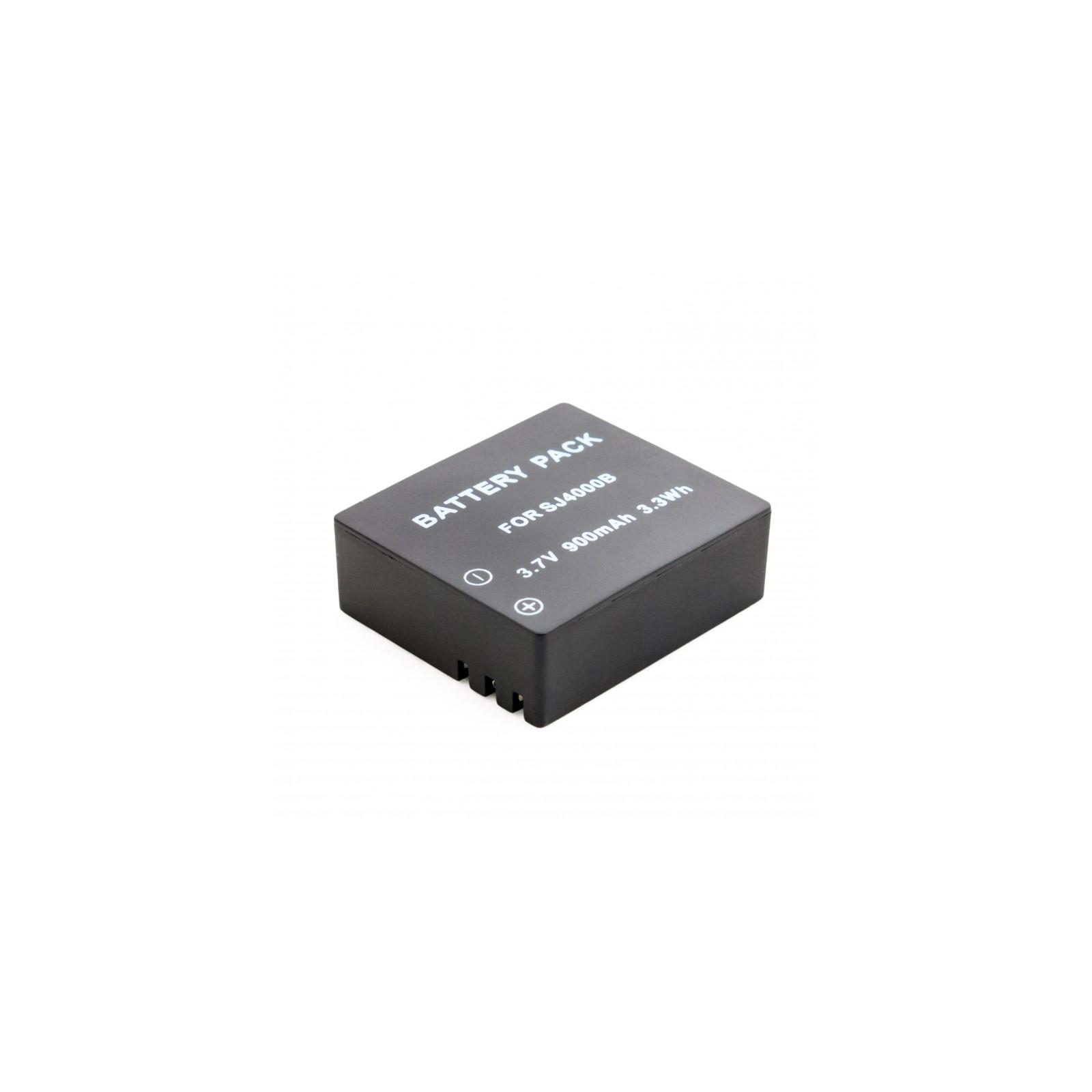 Аккумулятор к фото/видео EXTRADIGITAL SJCAM SJ4000B (BDS2689) изображение 4