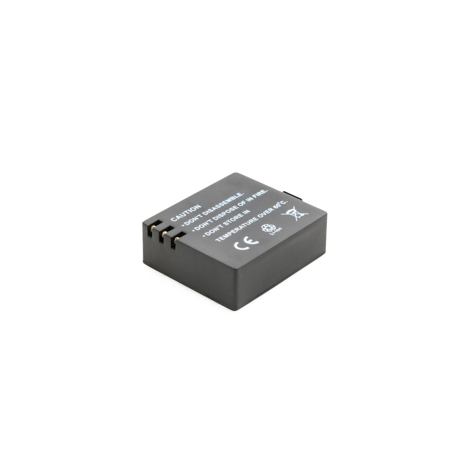 Аккумулятор к фото/видео EXTRADIGITAL SJCAM SJ4000B (BDS2689) изображение 5
