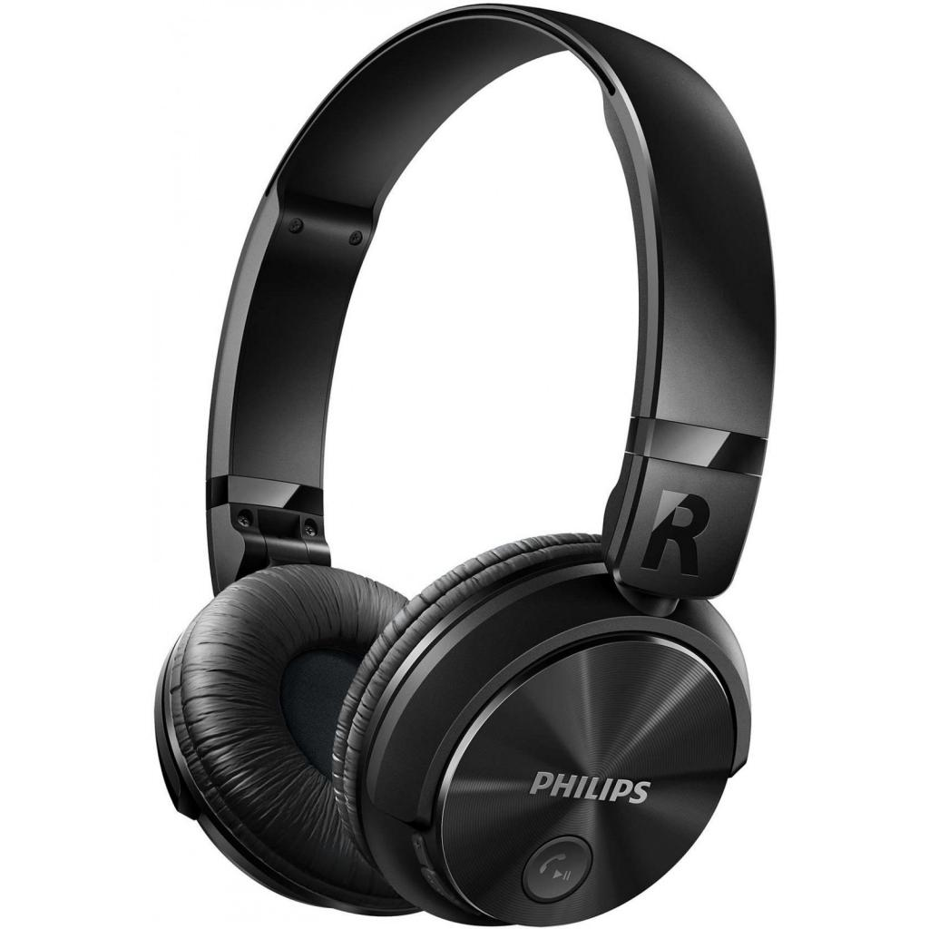 Наушники PHILIPS SHB3060 Black Wireless (SHB3060BK/00)