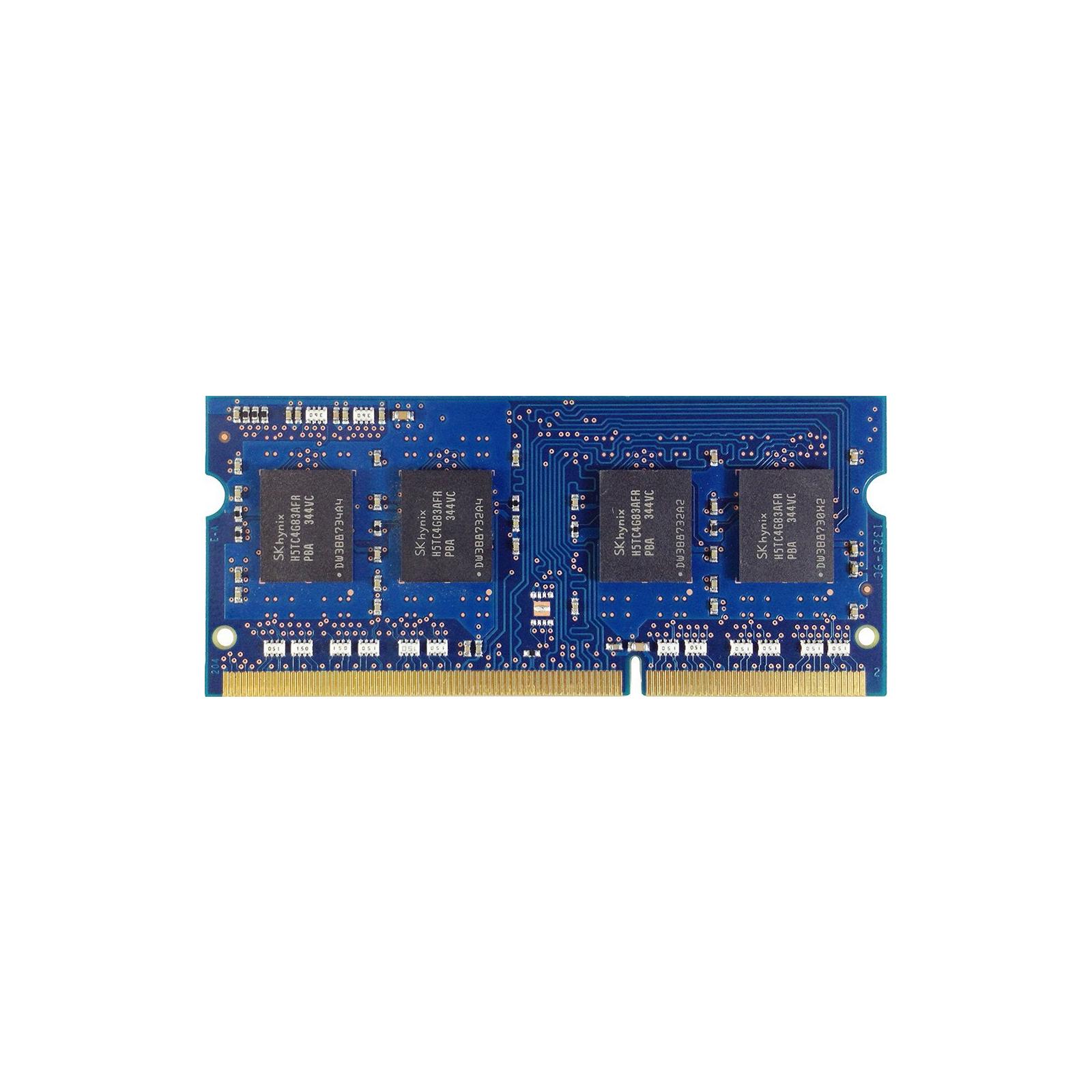 Модуль памяти для ноутбука SoDIMM DDR3L 4GB 1600 MHz Hynix (HMT451S6AFR8A-PBN0) изображение 2