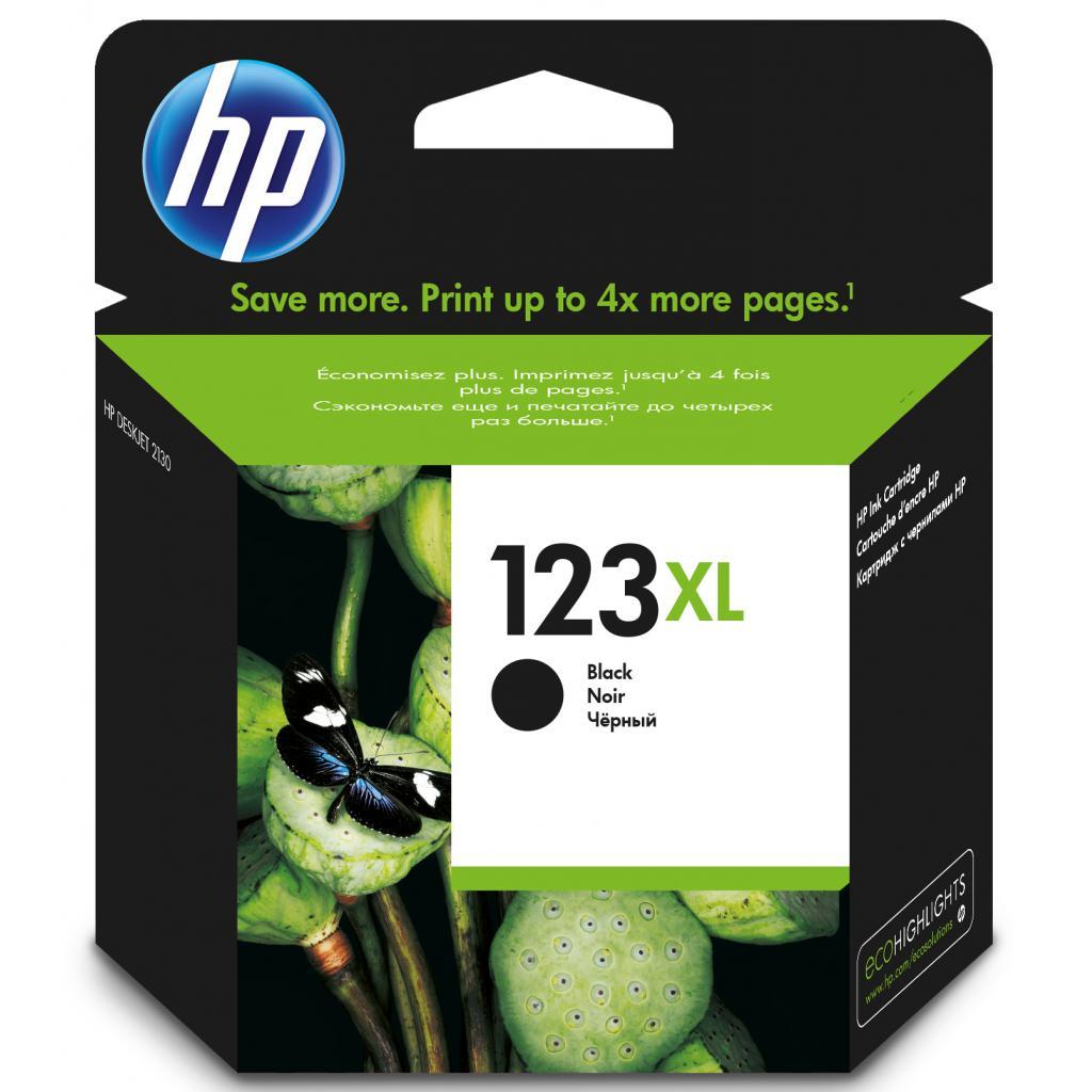 Картридж HP DJ No.123XL Black, DJ2130 (F6V19AE)