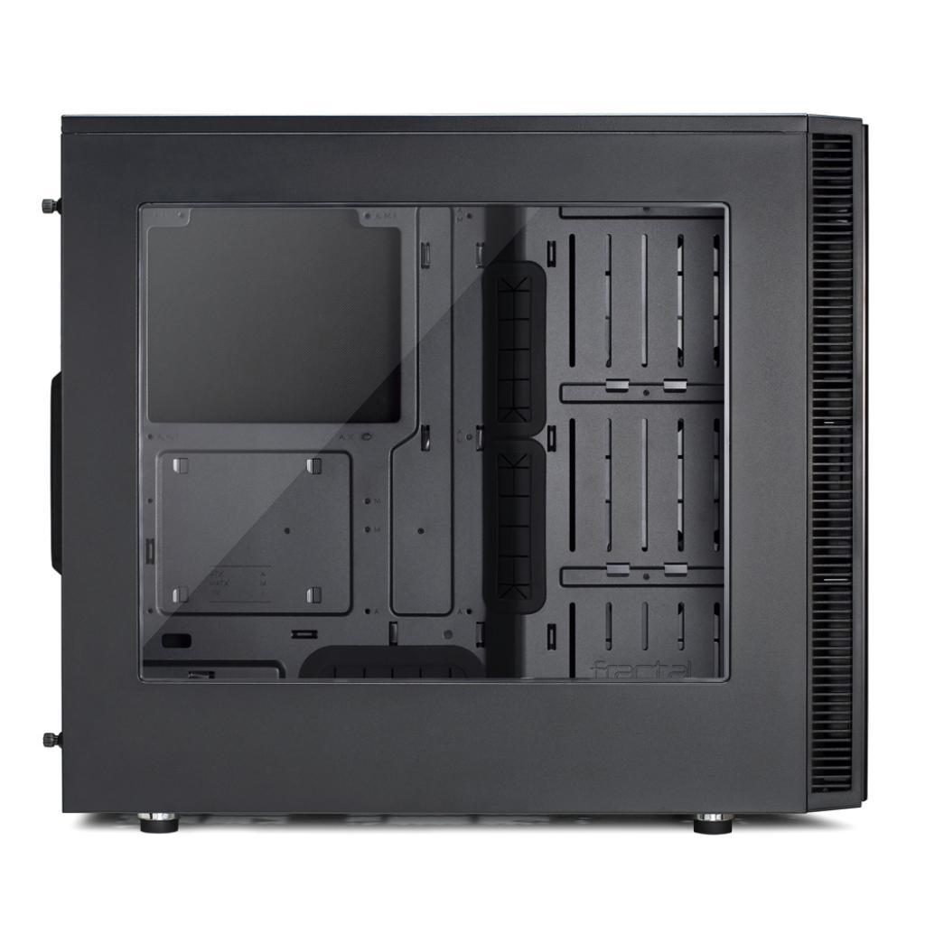 Корпус Fractal Design Define S Black Window (FD-CA-DEF-S-BK-W) изображение 12