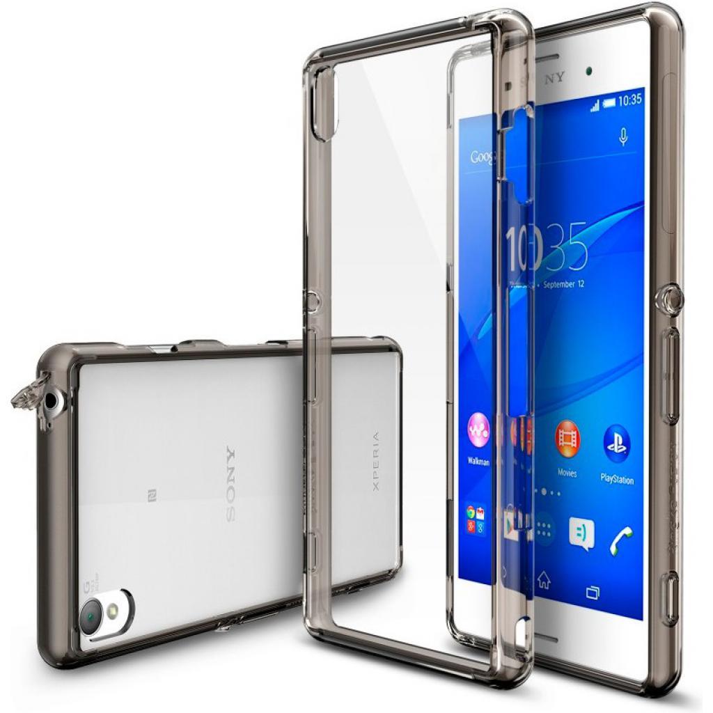 Чехол для моб. телефона Ringke Fusion для Sony Xperia Z3 (Smoke Black) (552528)
