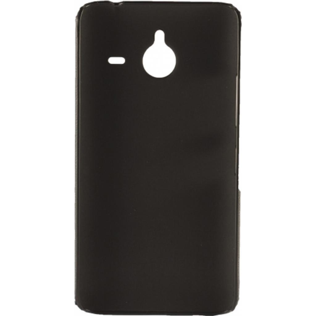 Чехол для моб. телефона Drobak Wonder Cover для Microsoft Lumia 640 XL DS Black (215650) изображение 2