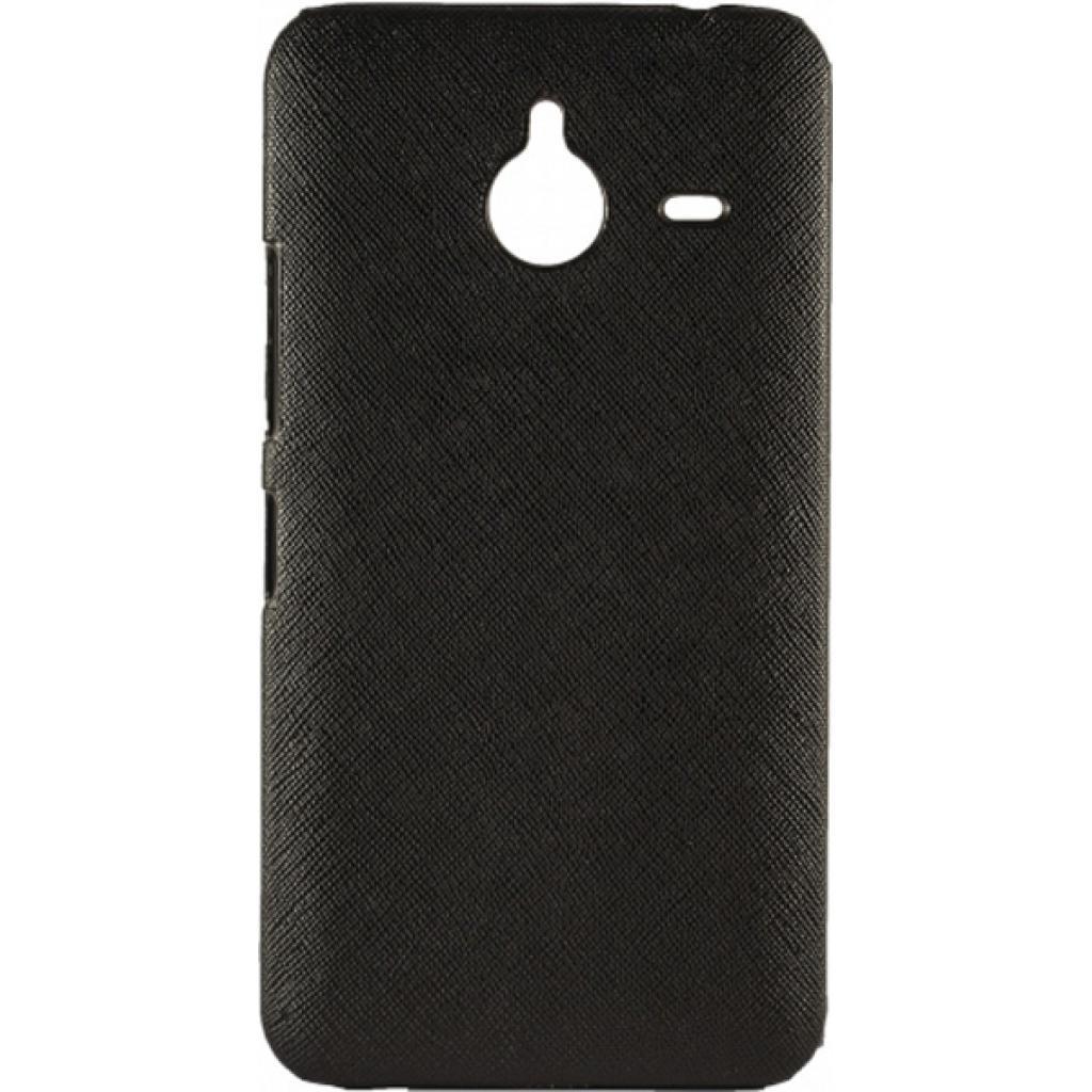 Чехол для моб. телефона Drobak Wonder Cover для Microsoft Lumia 640 XL DS Black (215650)