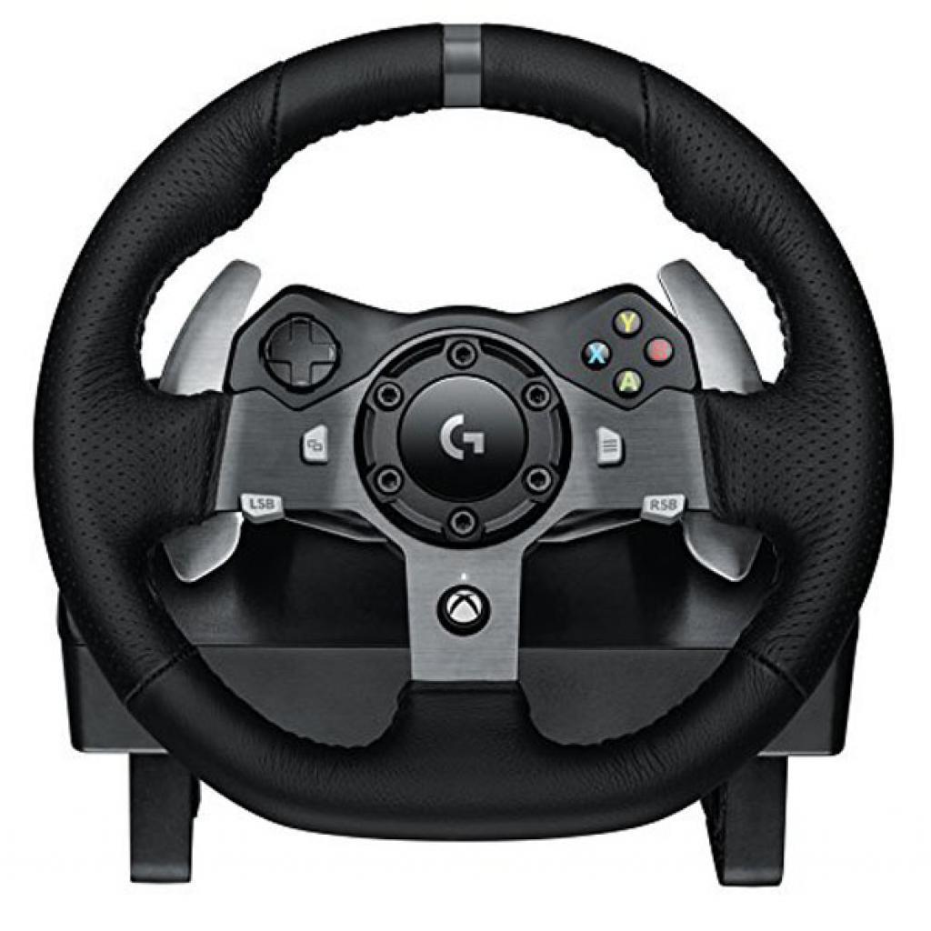 Руль Logitech G920 Driving Force (941-000123) изображение 2