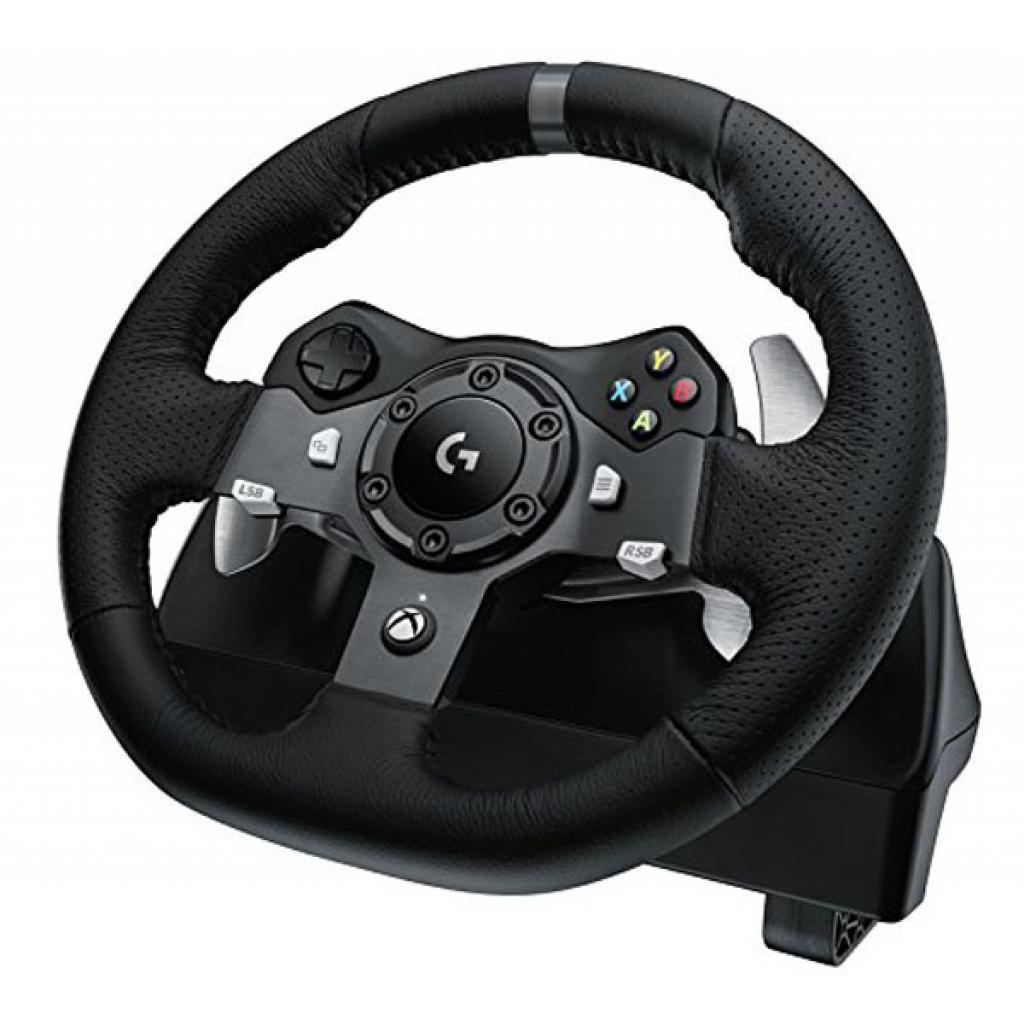 Руль Logitech G920 Driving Force (941-000123) изображение 3