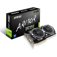 Видеокарта MSI GeForce GTX1070 8192Mb ARMOR (GTX 1070 ARMOR 8G)