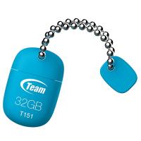 USB флеш накопитель Team 32GB T151 Blue USB 2.0 (TT15132GL01)