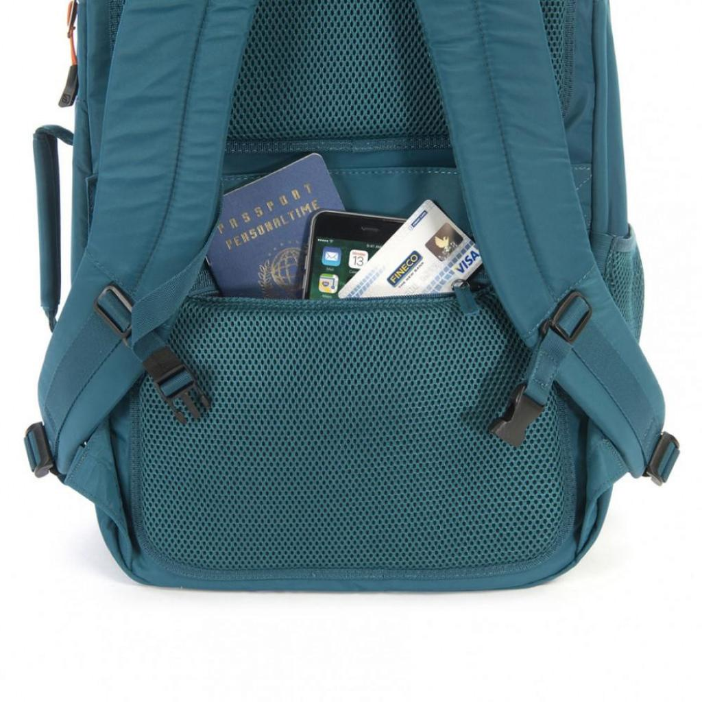"""Рюкзак для ноутбука Tucano 17"""" Sport Mister (BKMR-Z) изображение 10"""