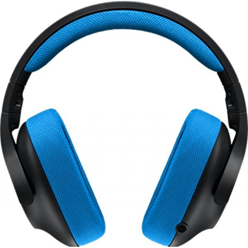 Наушники Logitech G233 Prodigy Gaming Headset (981-000703) изображение 2