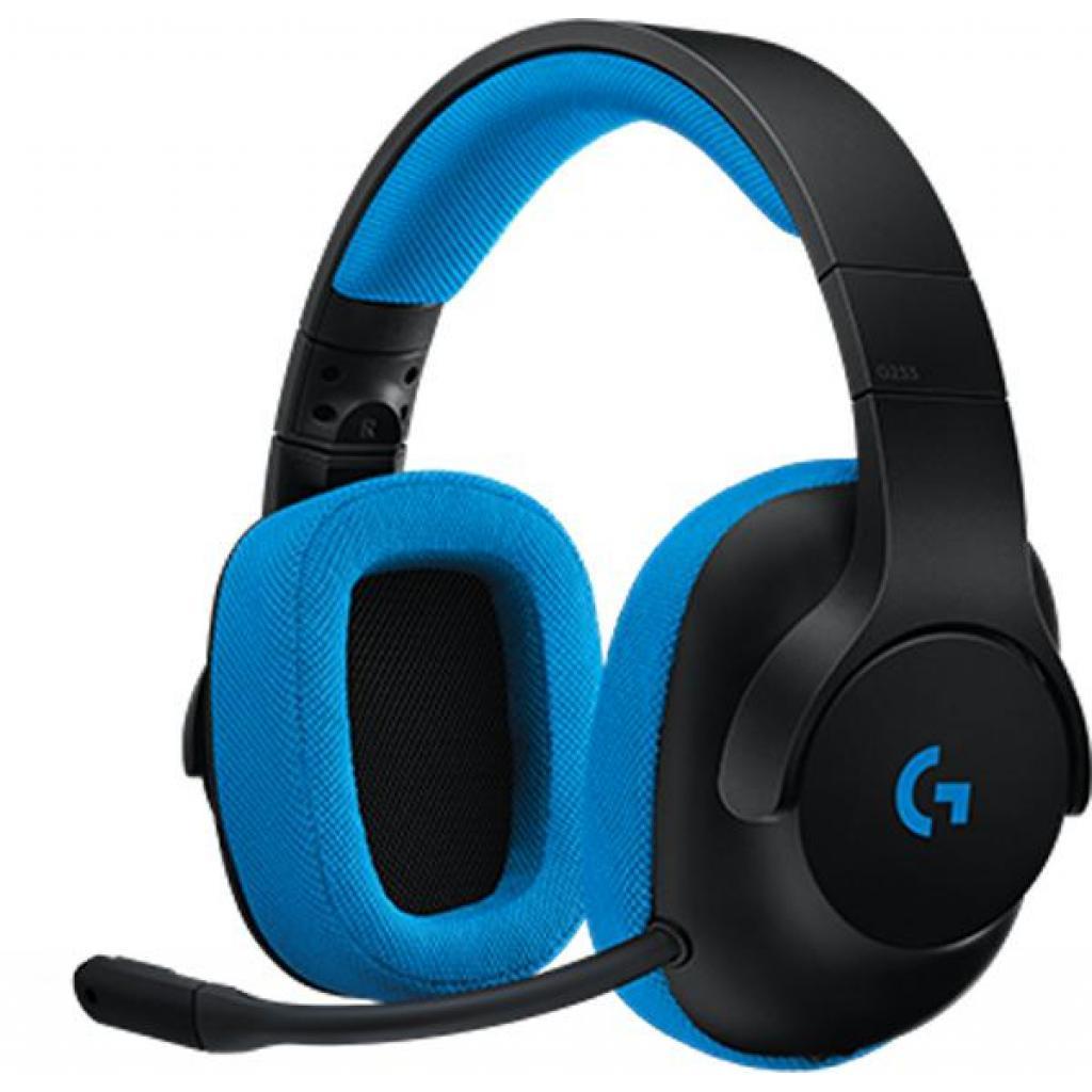 Наушники Logitech G233 Prodigy Gaming Headset (981-000703)