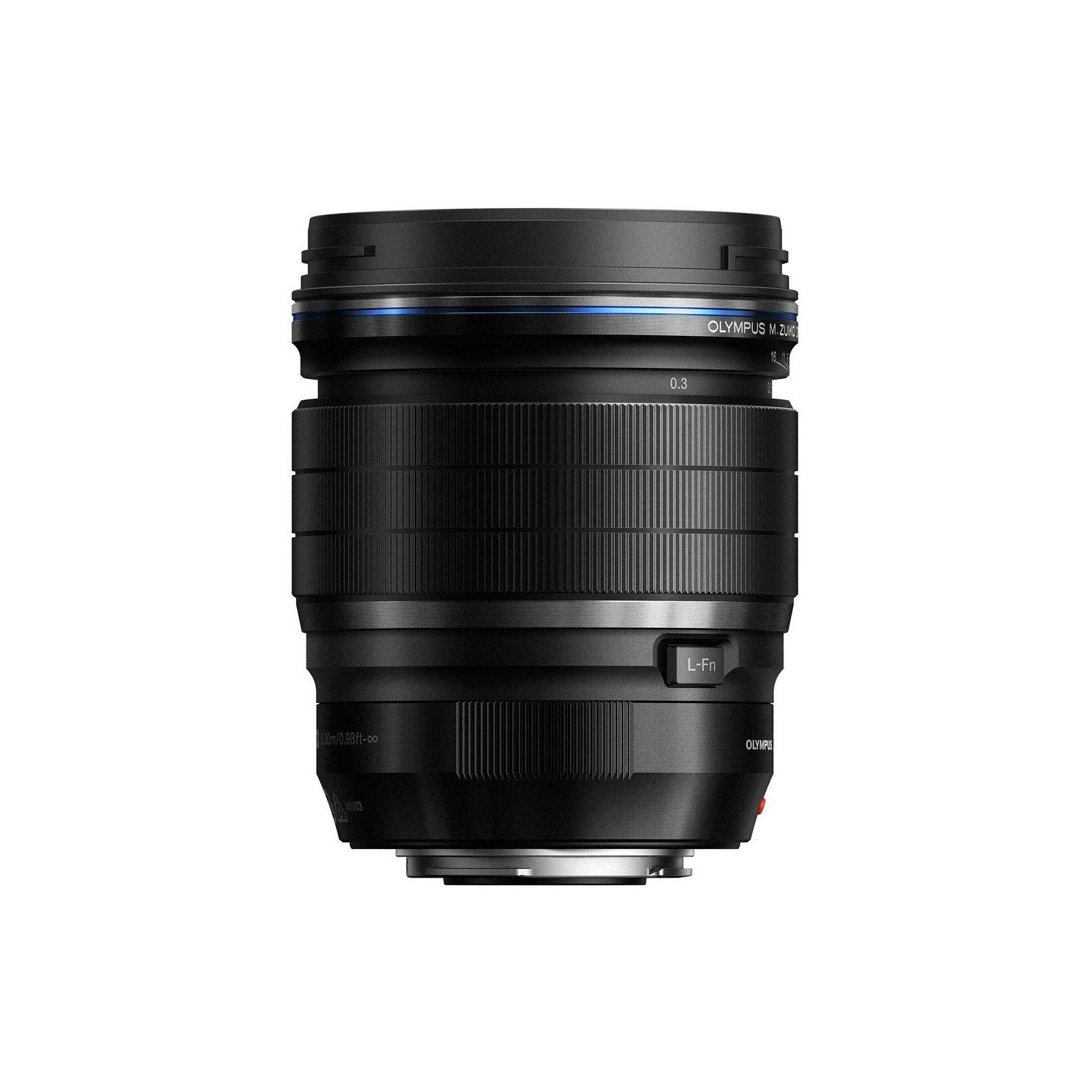 Объектив Olympus ED 25mm 1:1.2 PRO Black (V311080BW000) изображение 2